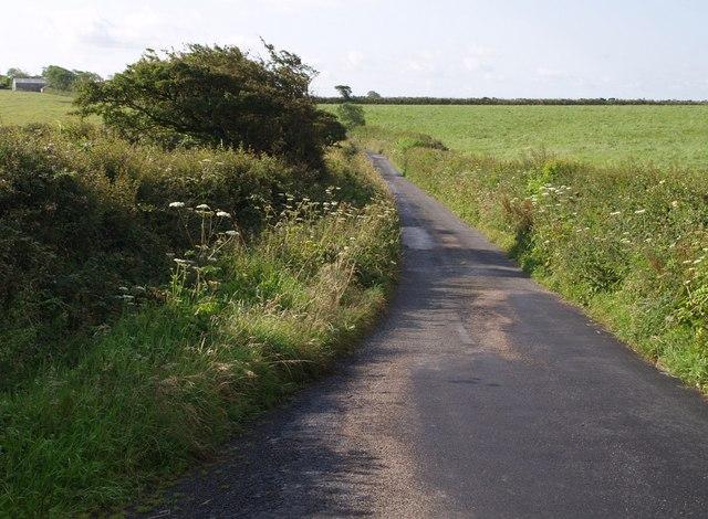 File:Lane to Kimworthy - geograph.org.uk - 509369.jpg
