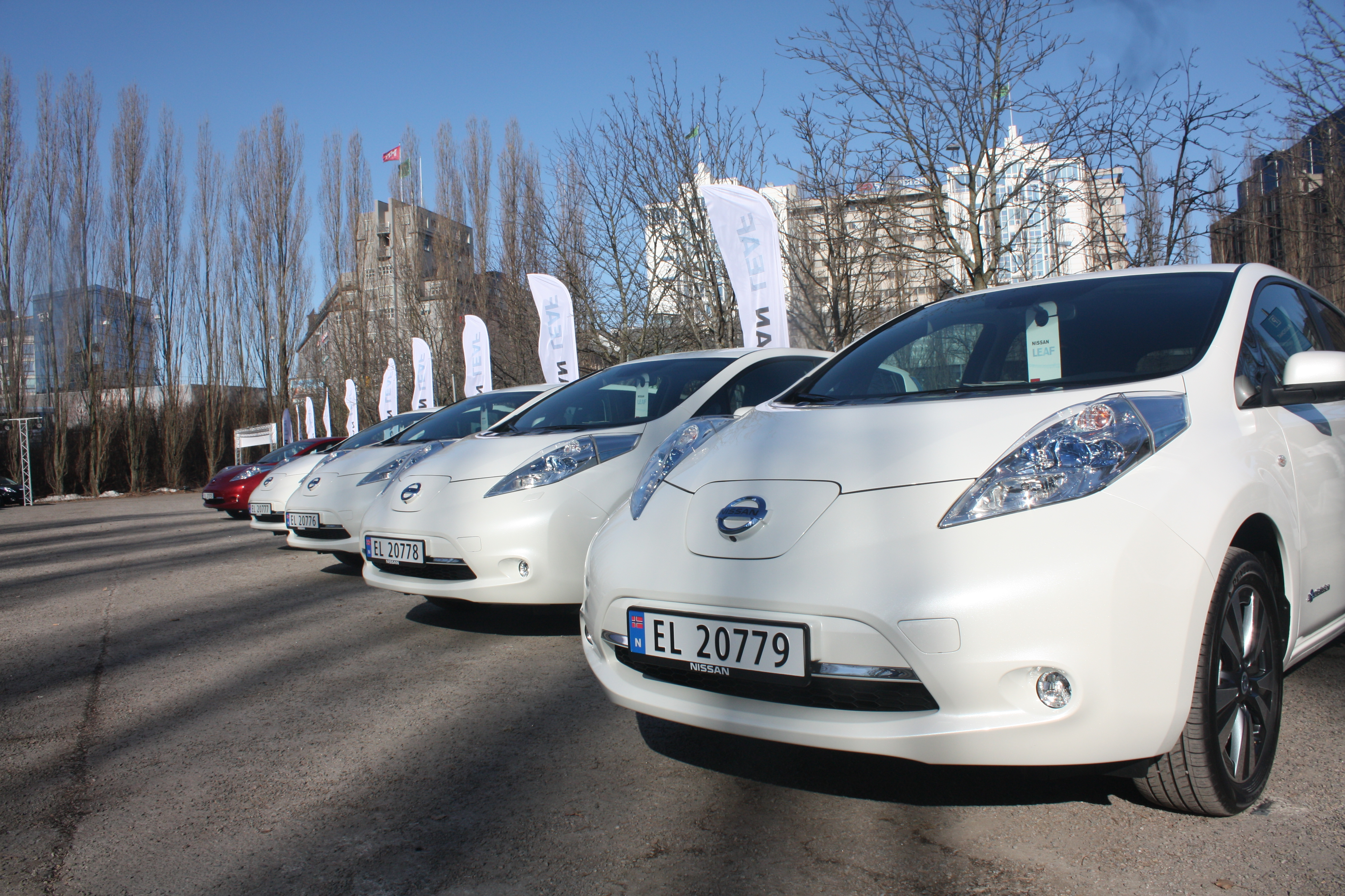 nissan norge
