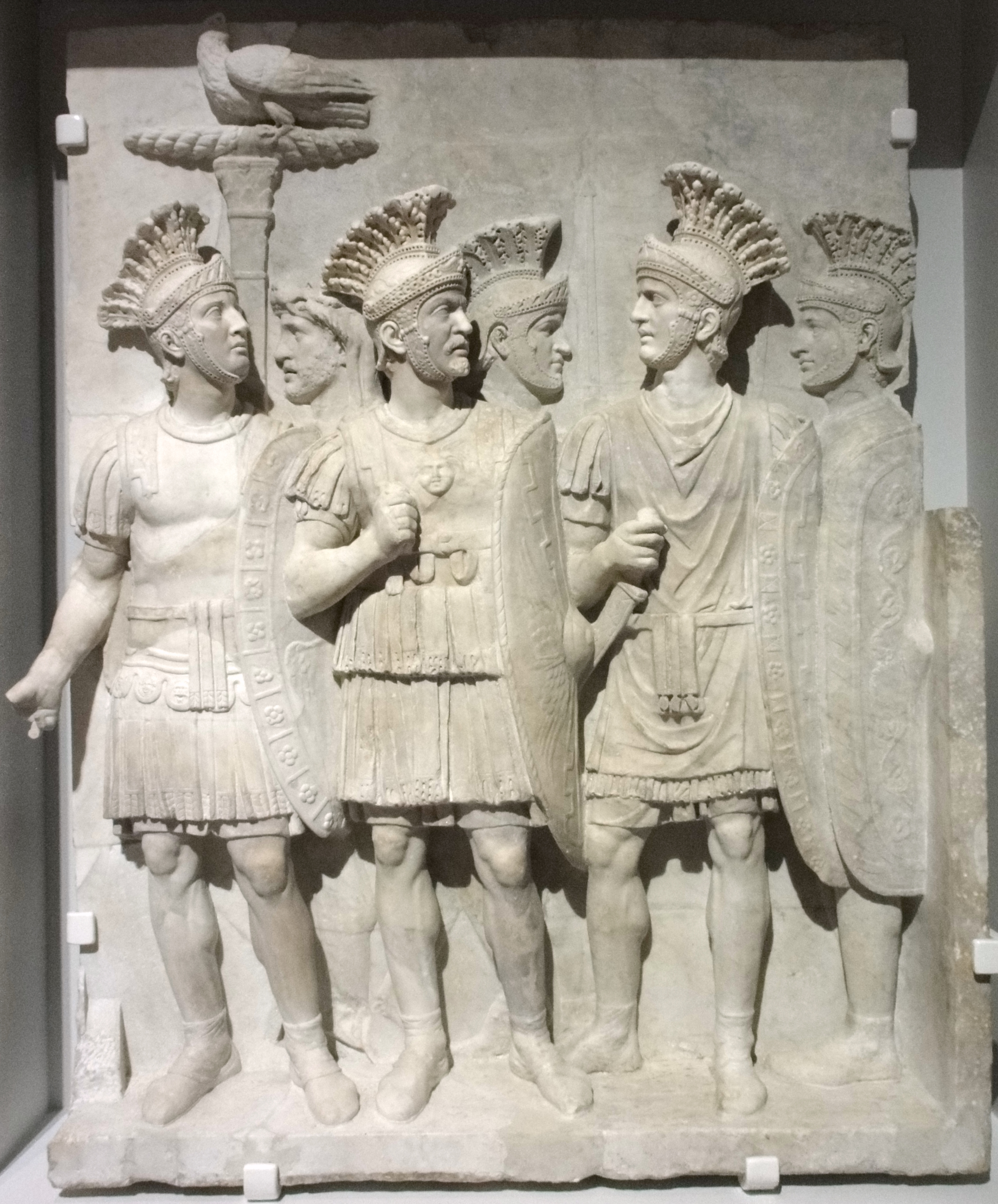 the roman army strived for self sufficiency The roman and han empires equally strived economically in trade  many  chinese communities were self sufficient, and most trade was carried out  as  the christianity spread throughout the roman empire, officials tried to eliminate it.