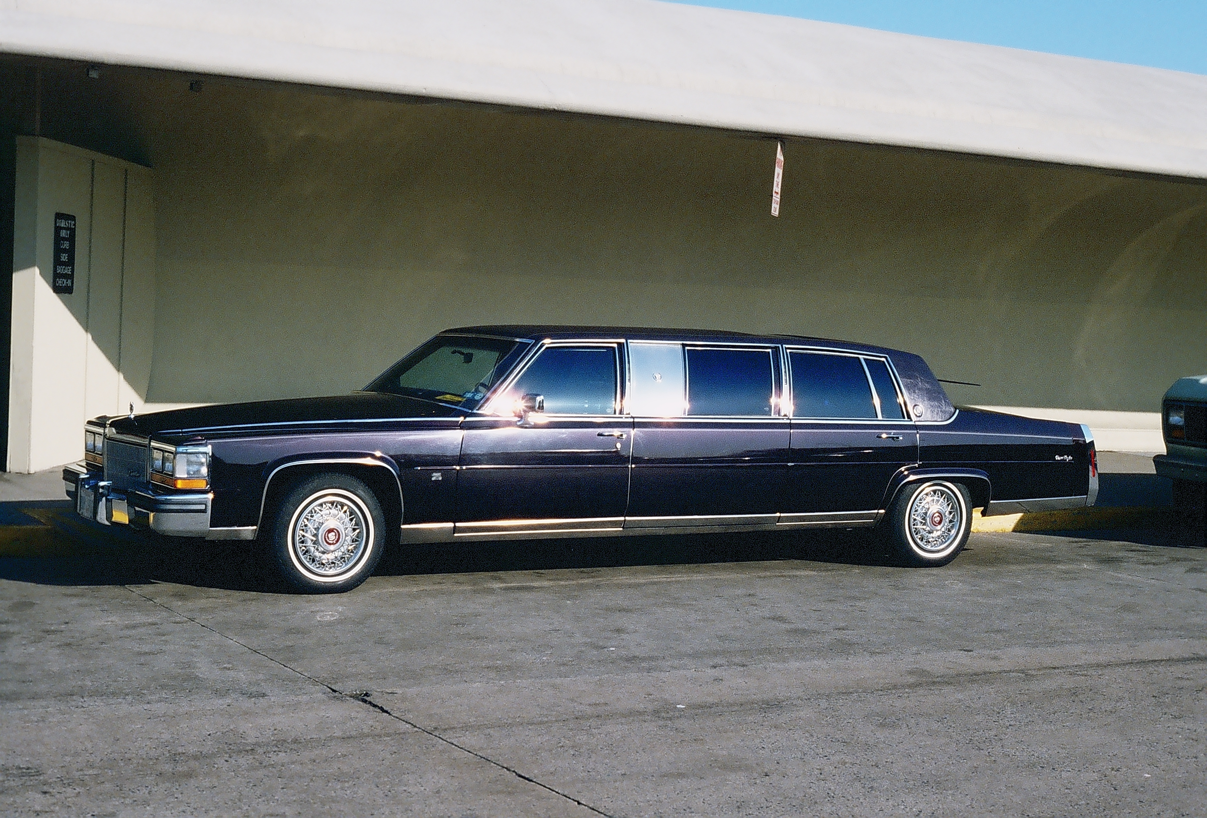 series brougham this year motors collectible is listing exotic vehicle highly classic fleetwood big and llc the last cosmopolitan of fully cadillac loaded dsc sale for