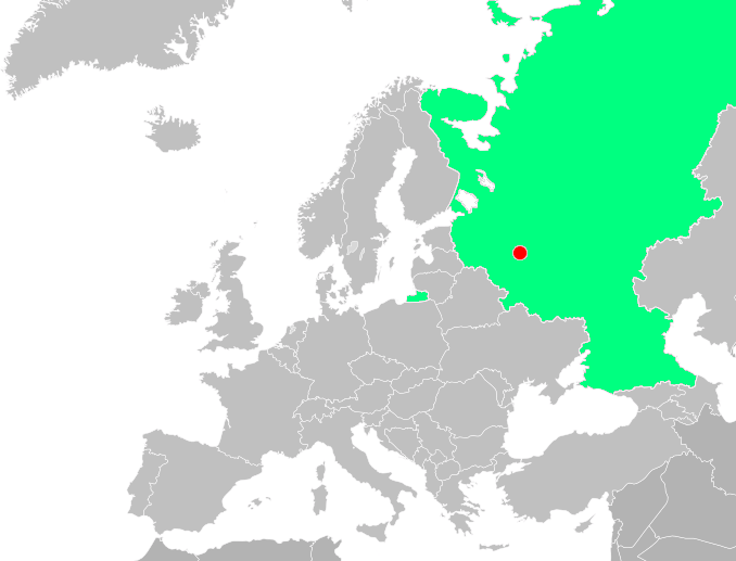 FileLocation Of Moscowin Russiapng Wikimedia Commons - Russia location