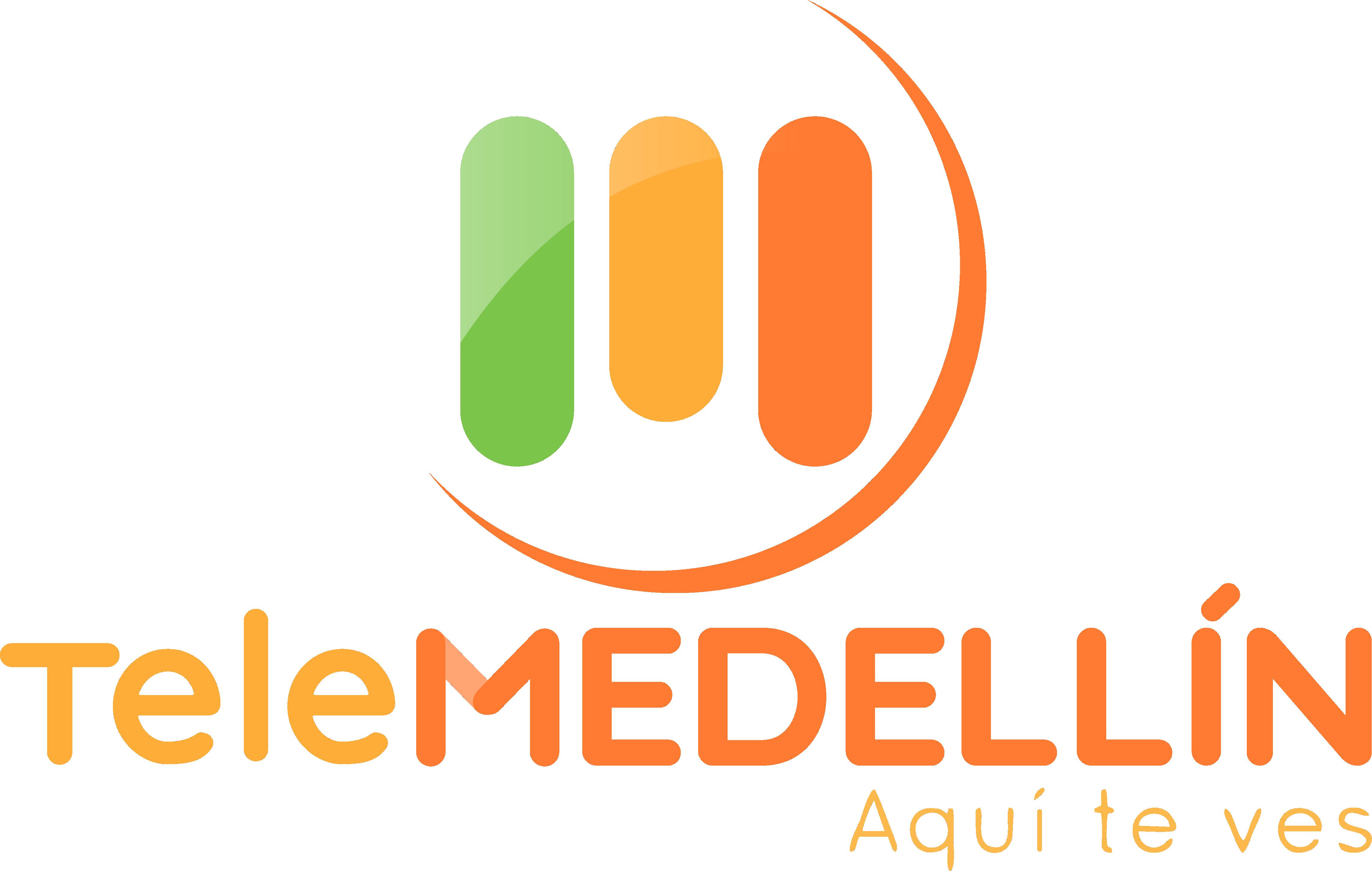 Resultado de imagen de logo telemedellin.tv png