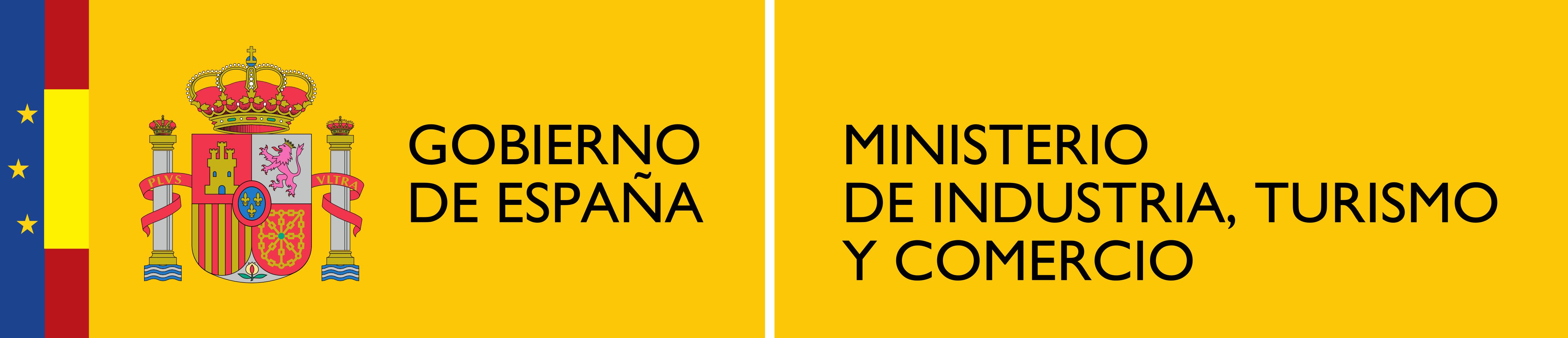 Resultado de imagen de Ministerio de Industria, Comercio y Turismo