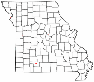 Linden, Christian County, Missouri unincorporated community in Missouri