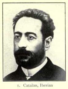 Catalan man, Iberian type