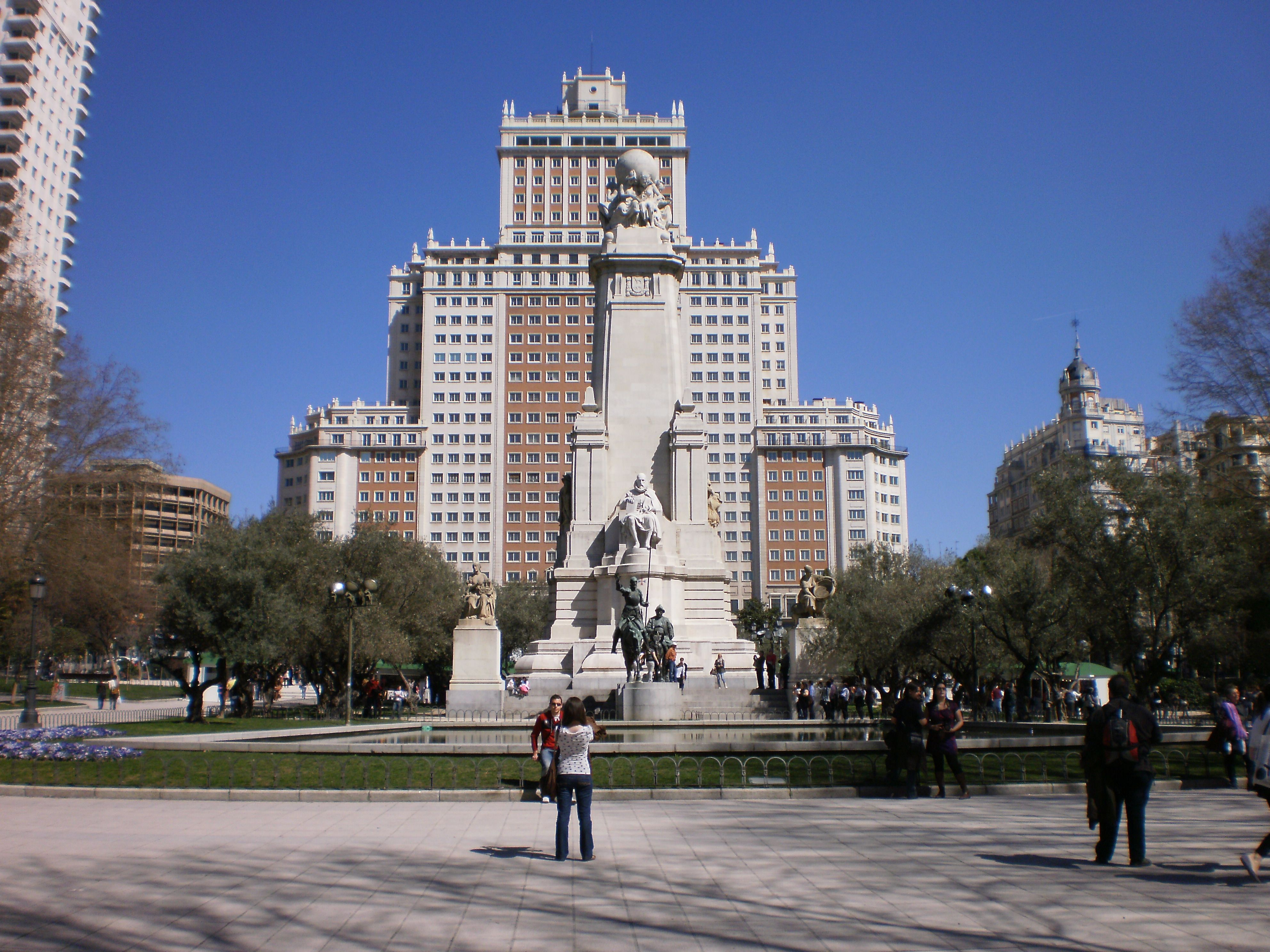 Cervantes Hotel Spain