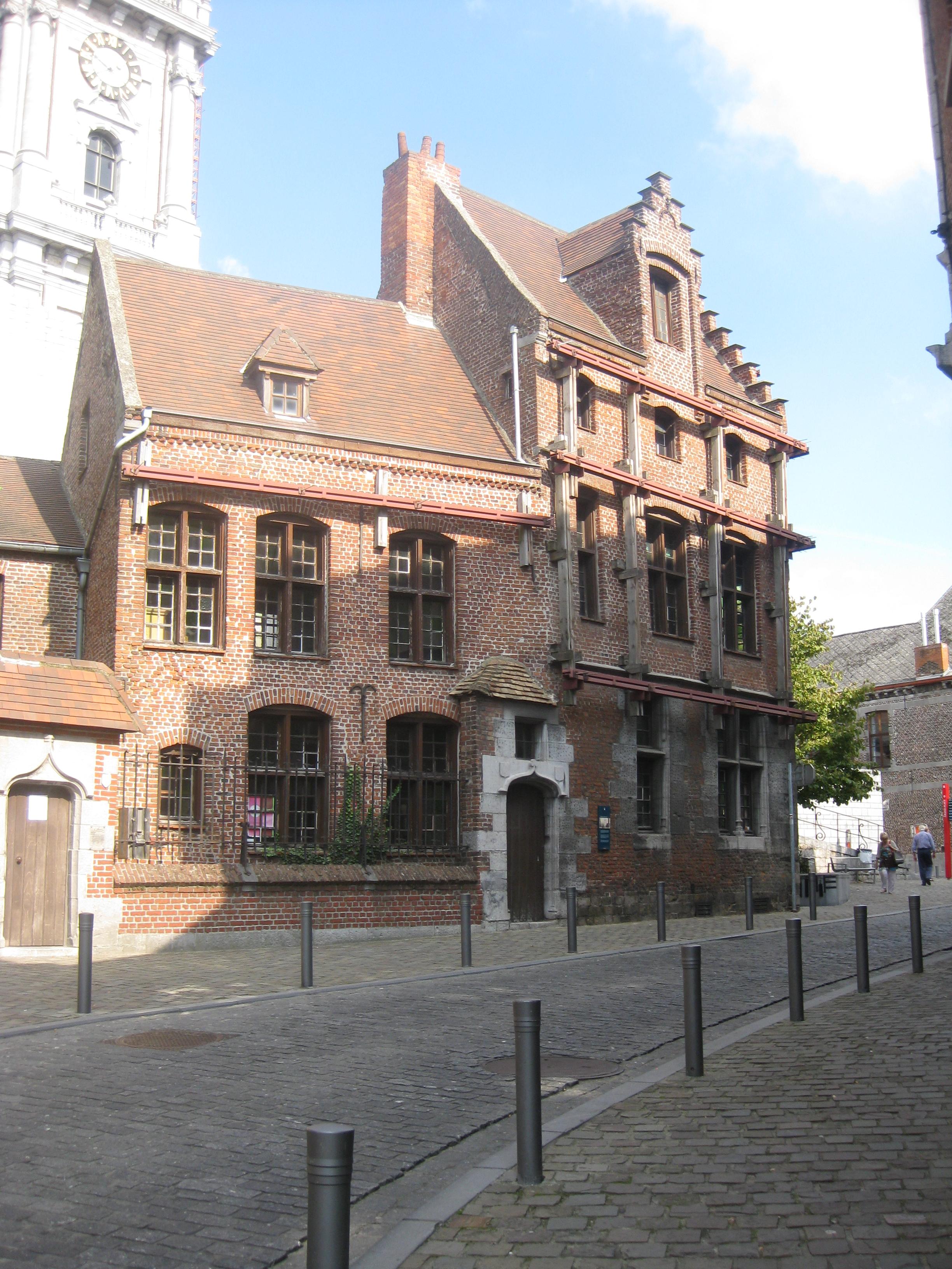 maison architecte espagnol