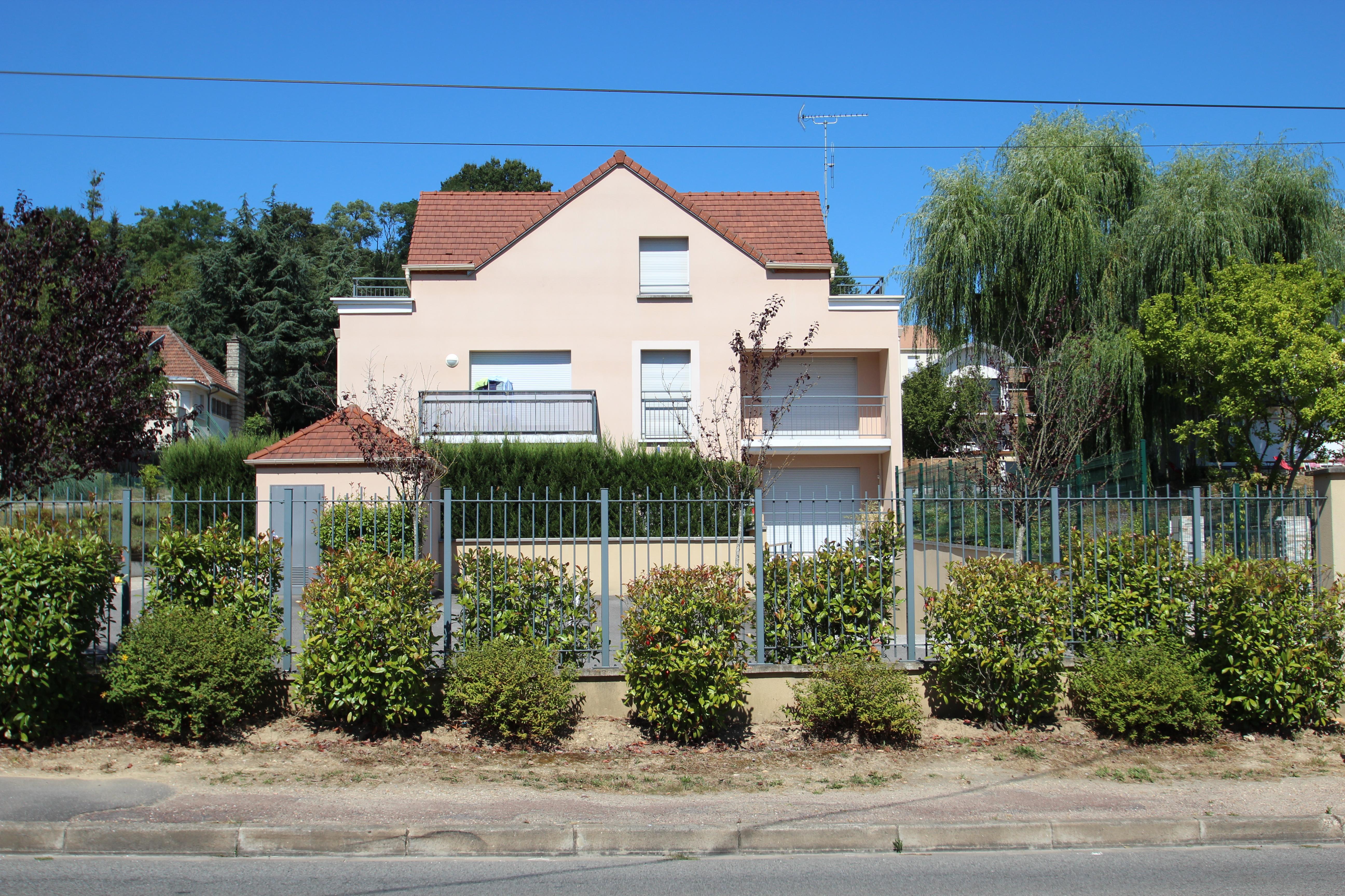 Image De Maison Moderne file:maison moderne sur l'avenue du général leclerc à saint