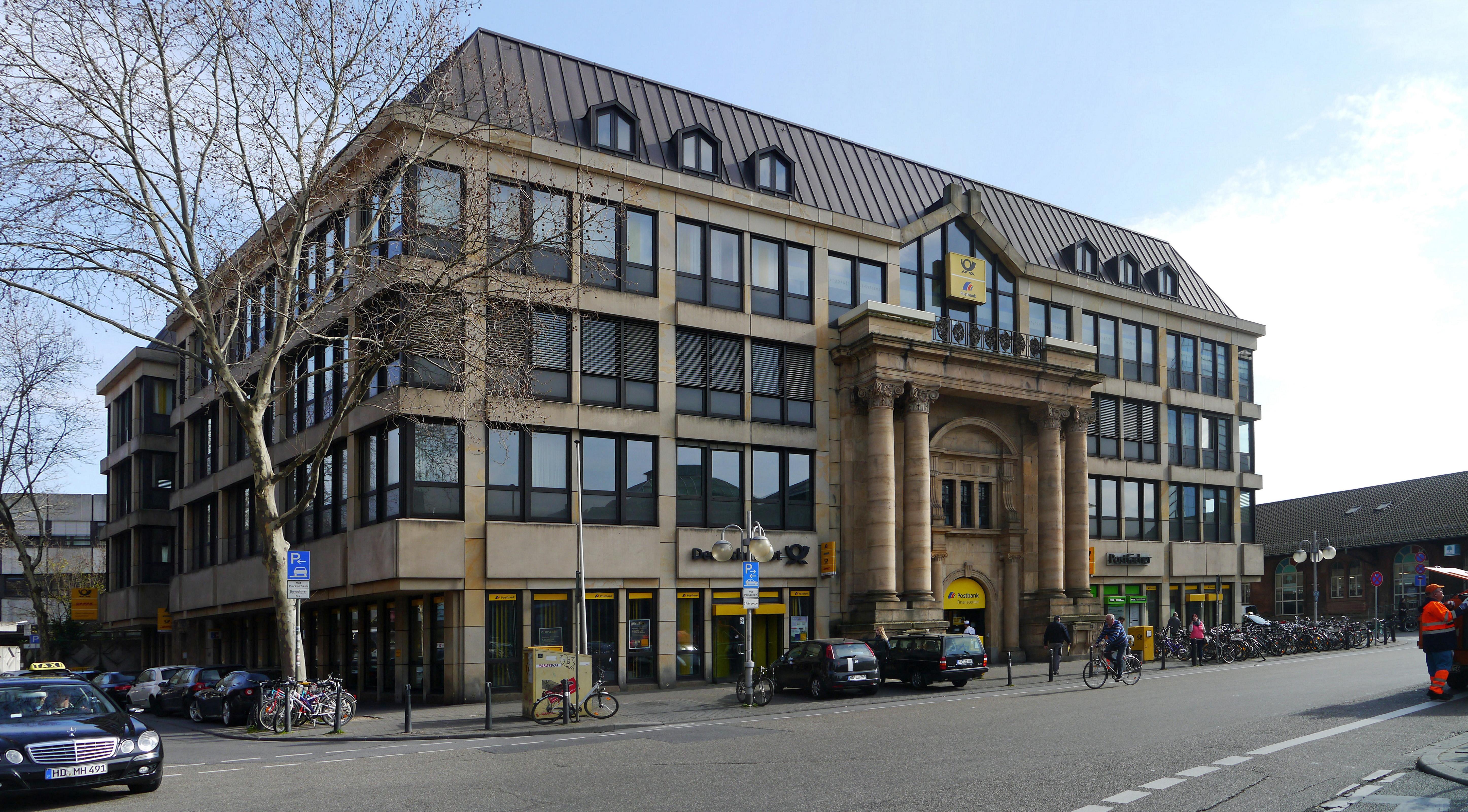 Post Hauptbahnhof
