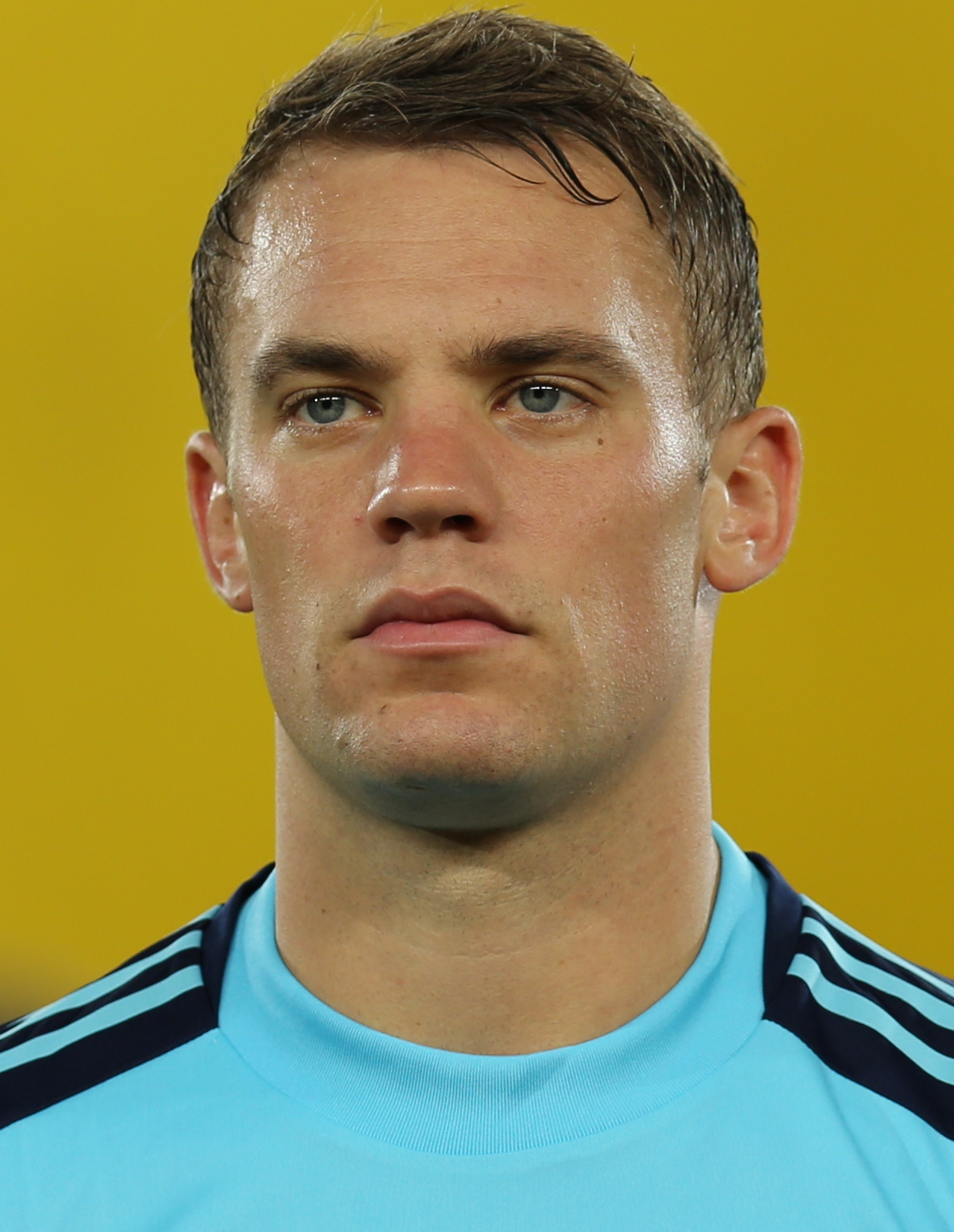 Depiction of Manuel Neuer