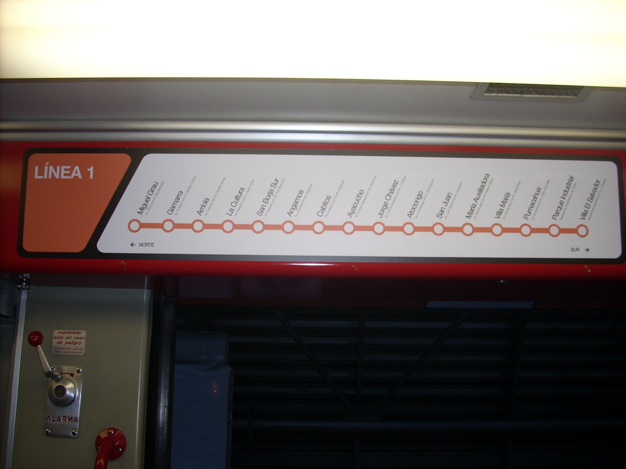 FileMapa de Linea 1 Metro de Lima en Trenjpg  Wikimedia Commons