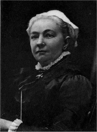 Depiction of Margaret Oliphant