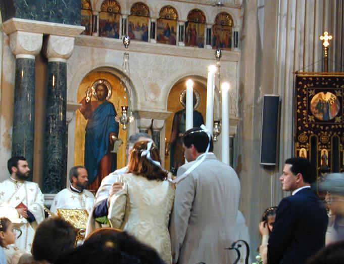 Mariage orthodoxe (Héraklion, Crète) (5743878089)
