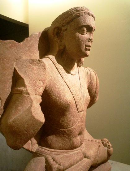The Bodhisattva Maitreya, 2nd century,