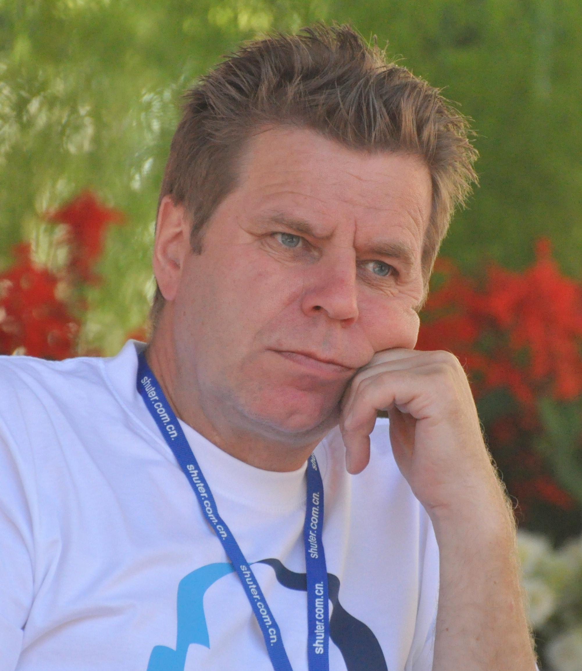 Mato Valtonen in 2011.
