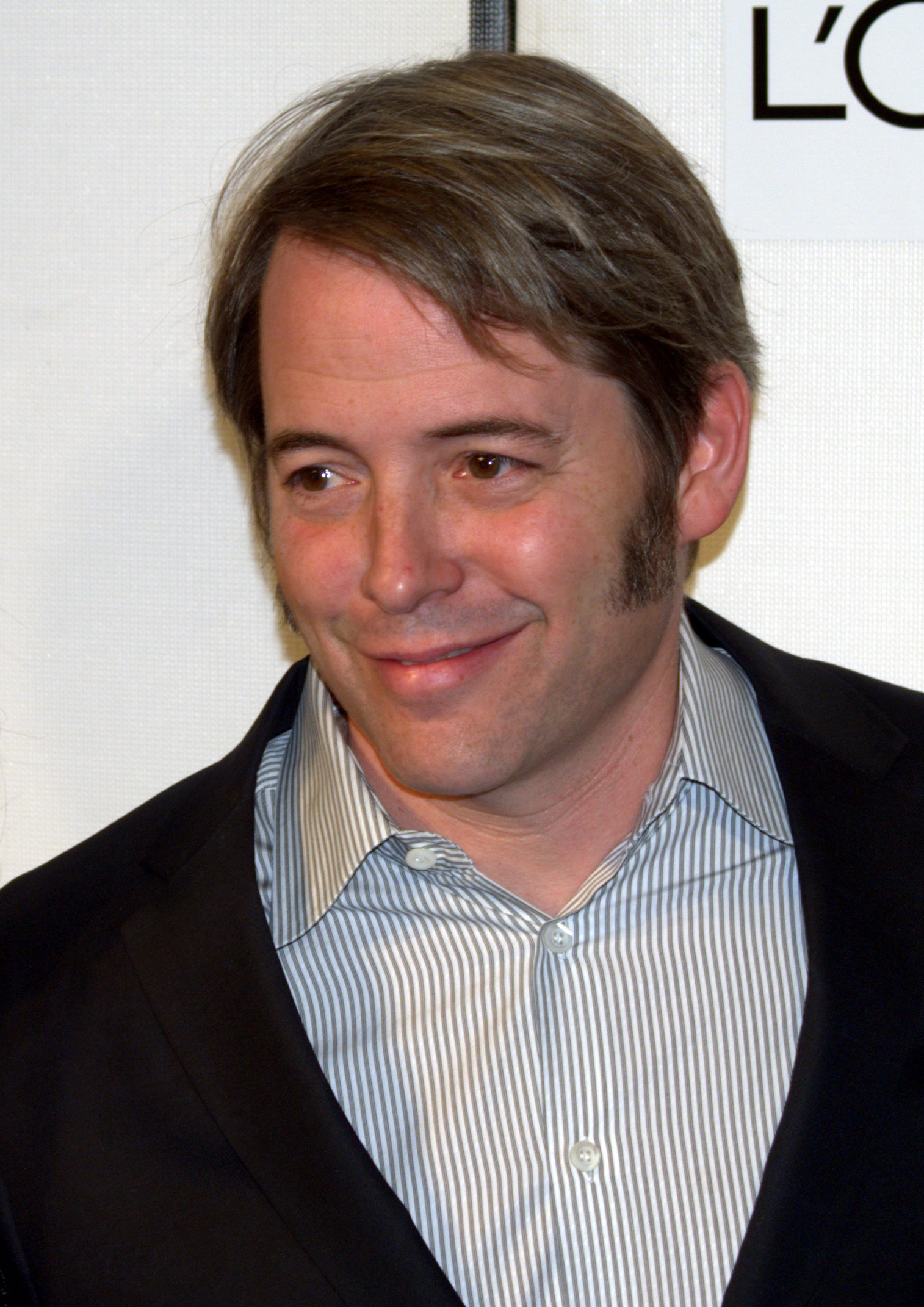 File:Matthew Broderick portrait 2009.jpg - Wikimedia Commons