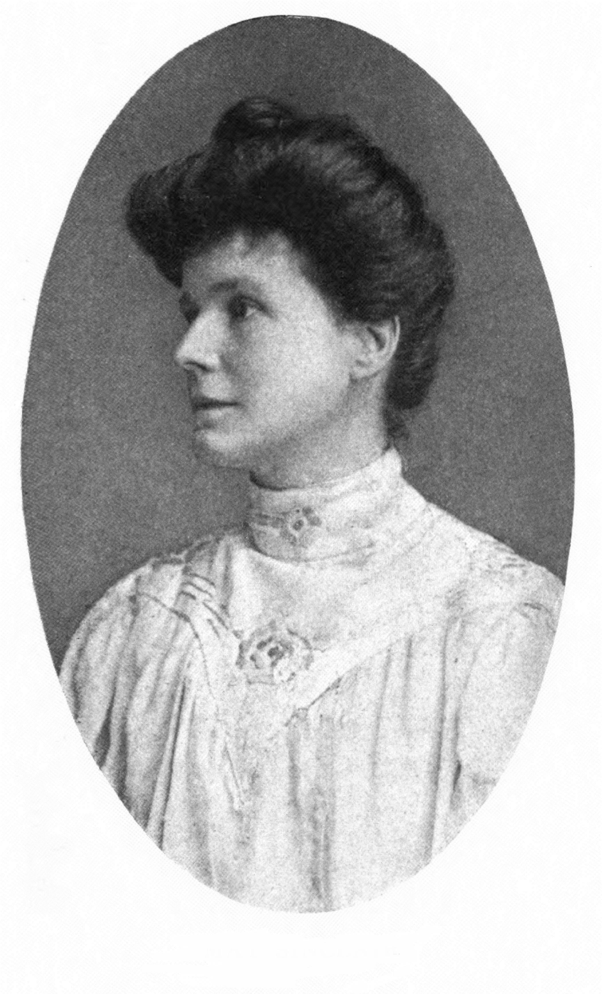 May Sinclair c. 1912
