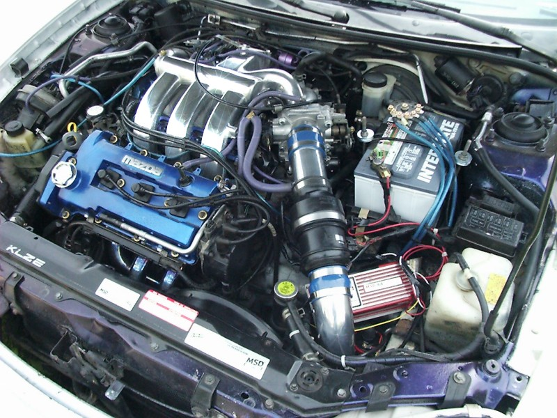 Mazda K engine Wikipedia