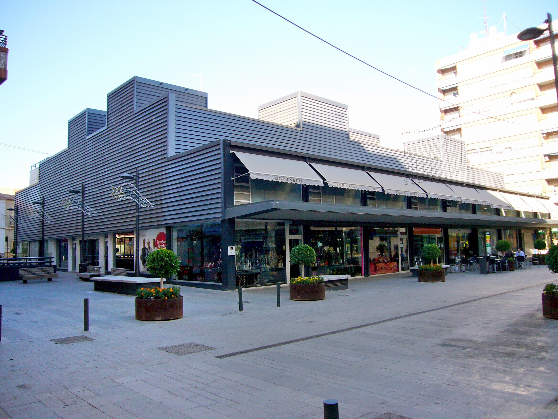File mercado municipal de abastos de san vicente del - San vicente de raspeig alicante ...