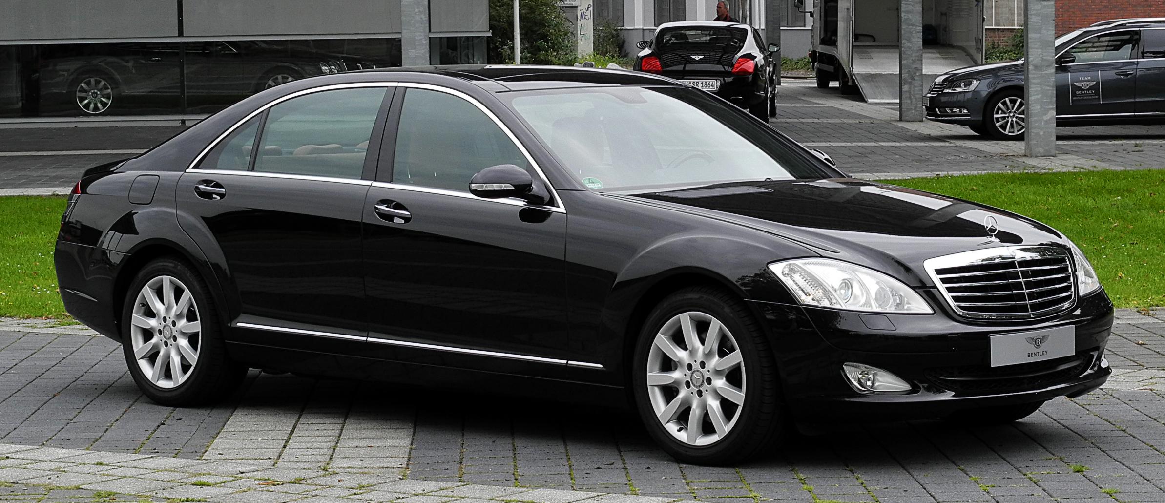 Mercedes S Klasse T Modell