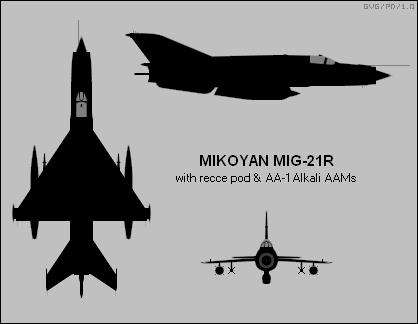 MiG 21 (航空機)の画像 p1_17