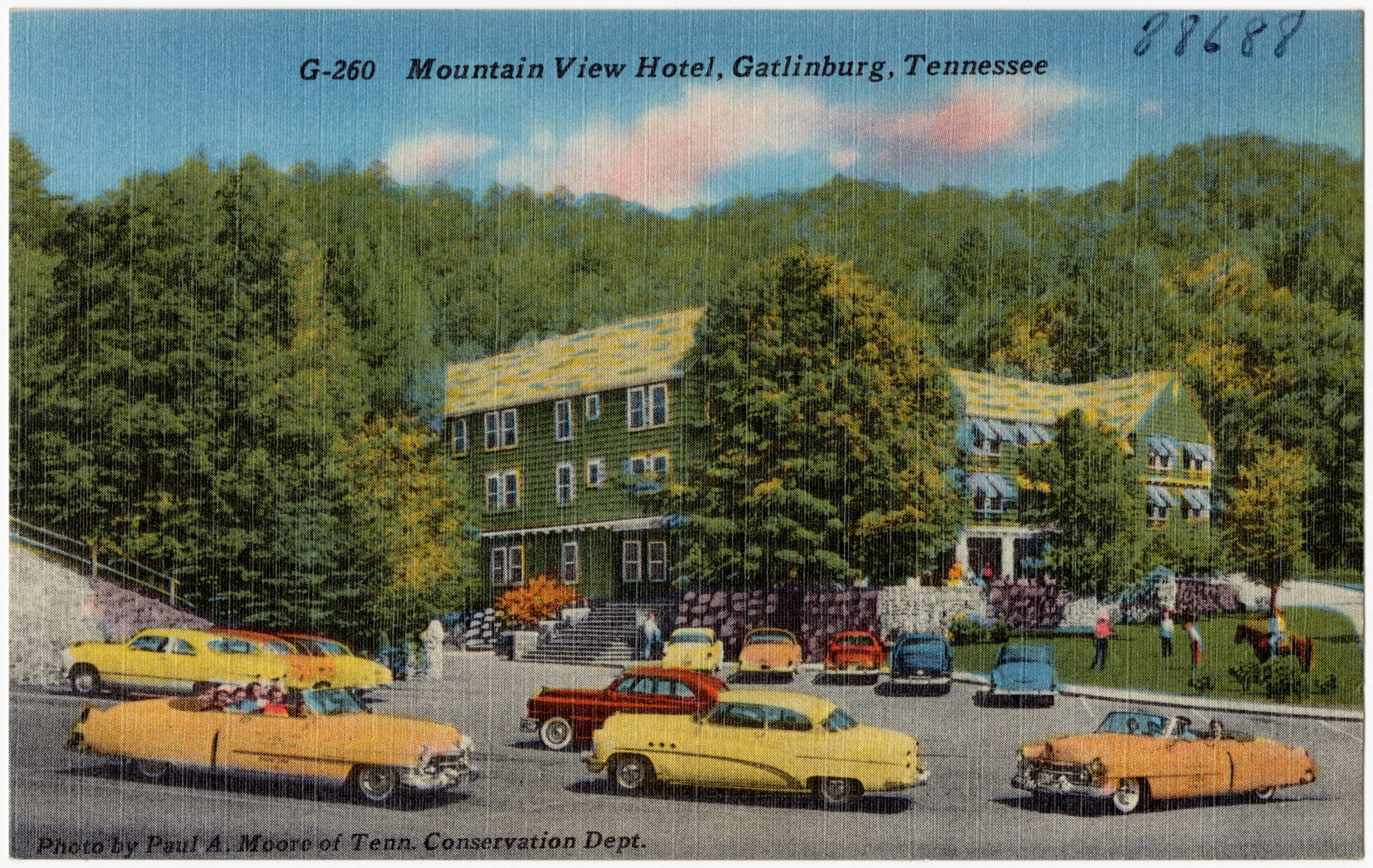 Oval Tablecloth Size Chart: Mountain View Hotel Gatlinburg Tenn (88688).jpg - Wikimedia ,Chart