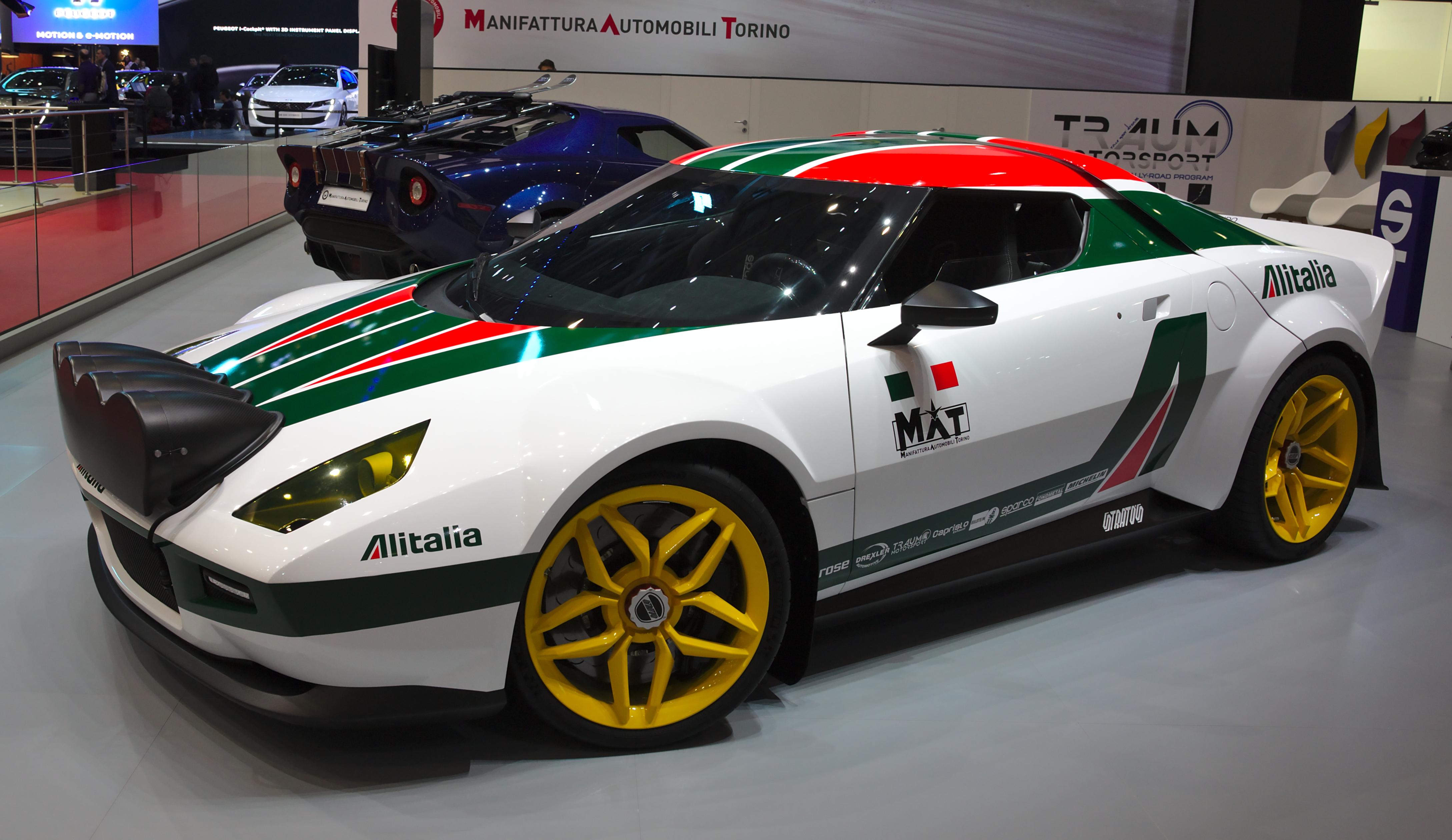 Lancia Stratos - Wikiwand