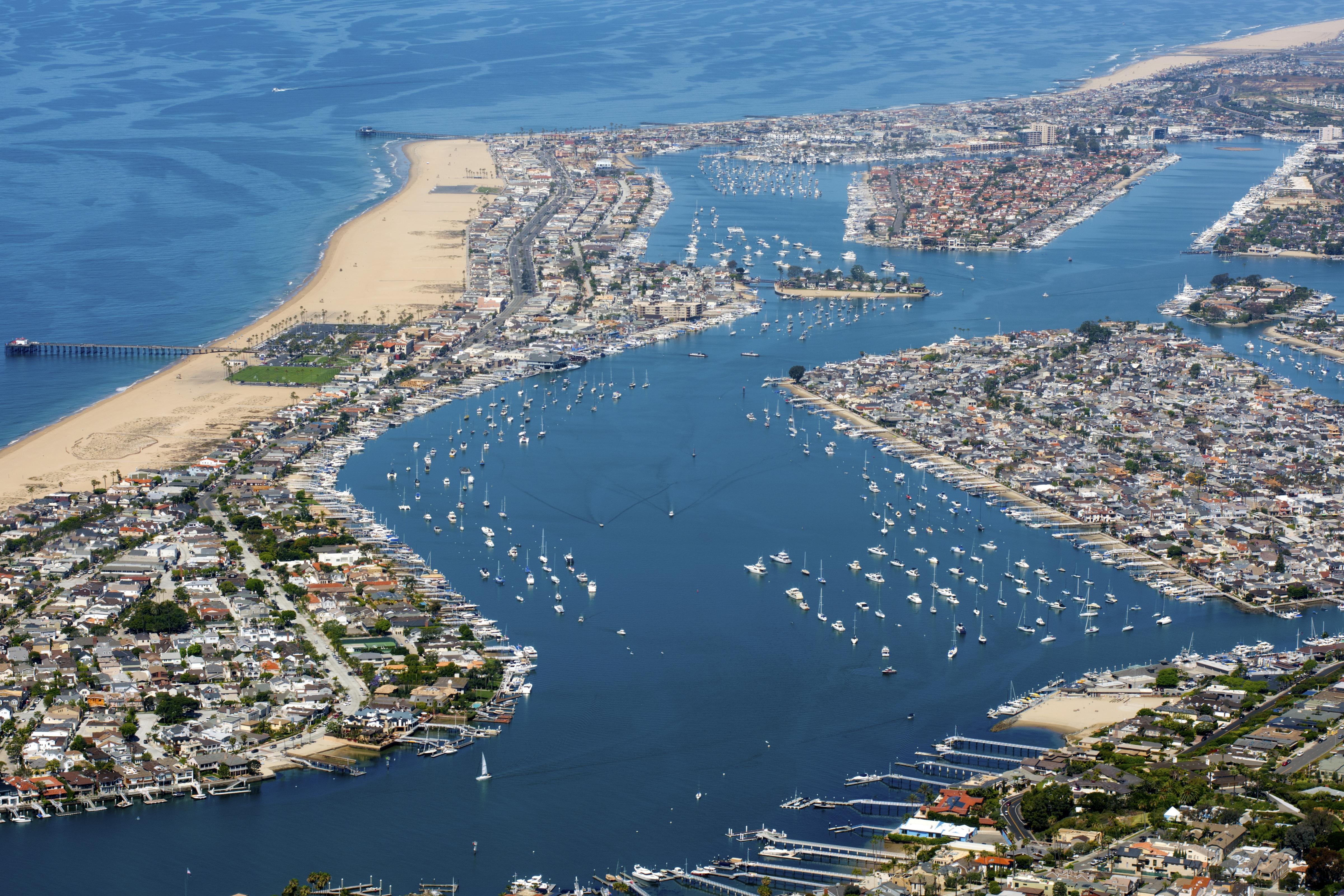 Newport Bay California Wikipedia