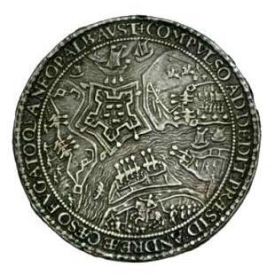 Nieuwpoort munt achterkant