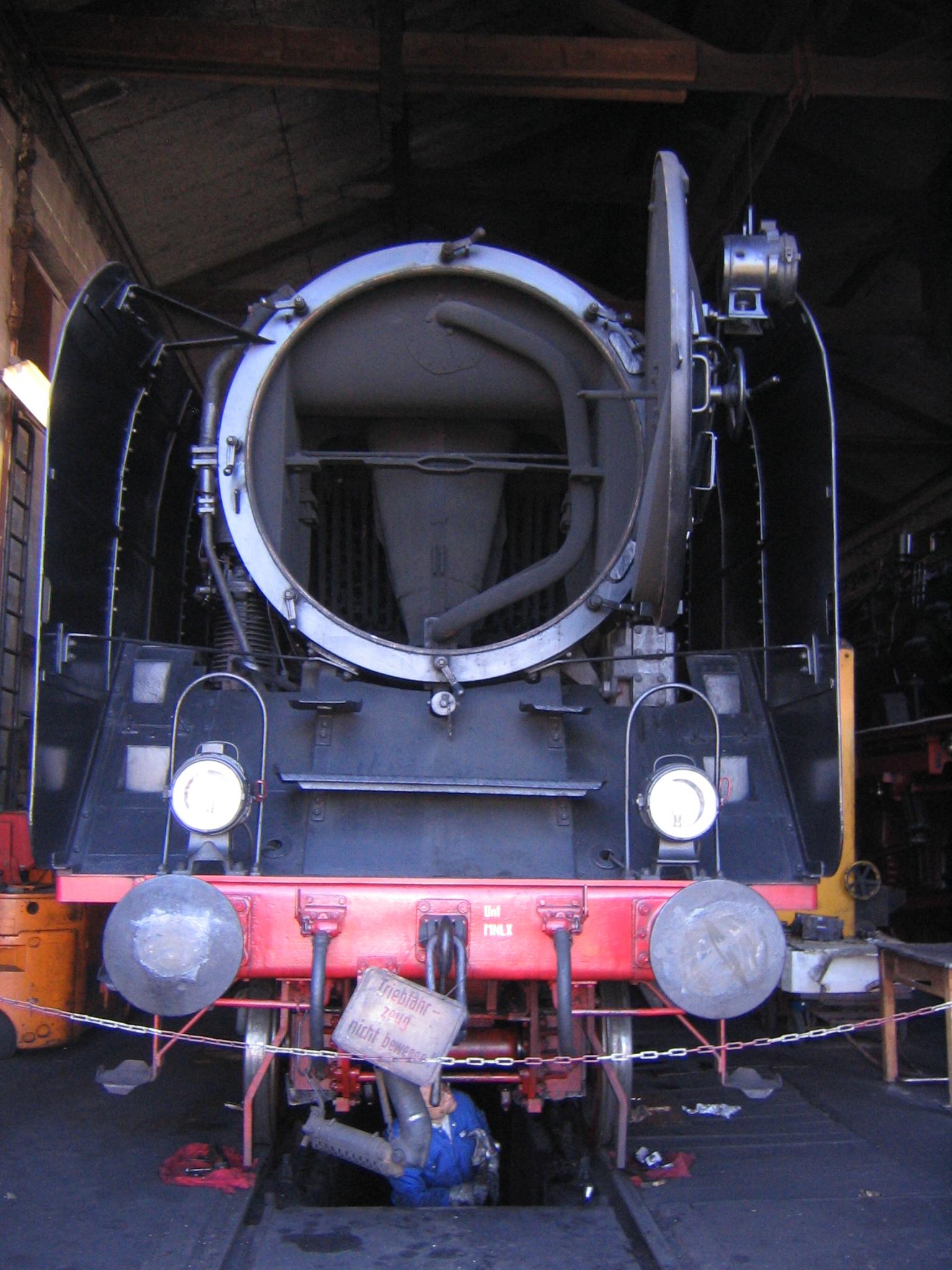 Noerdlingen Eisenbahnmuseum 1587