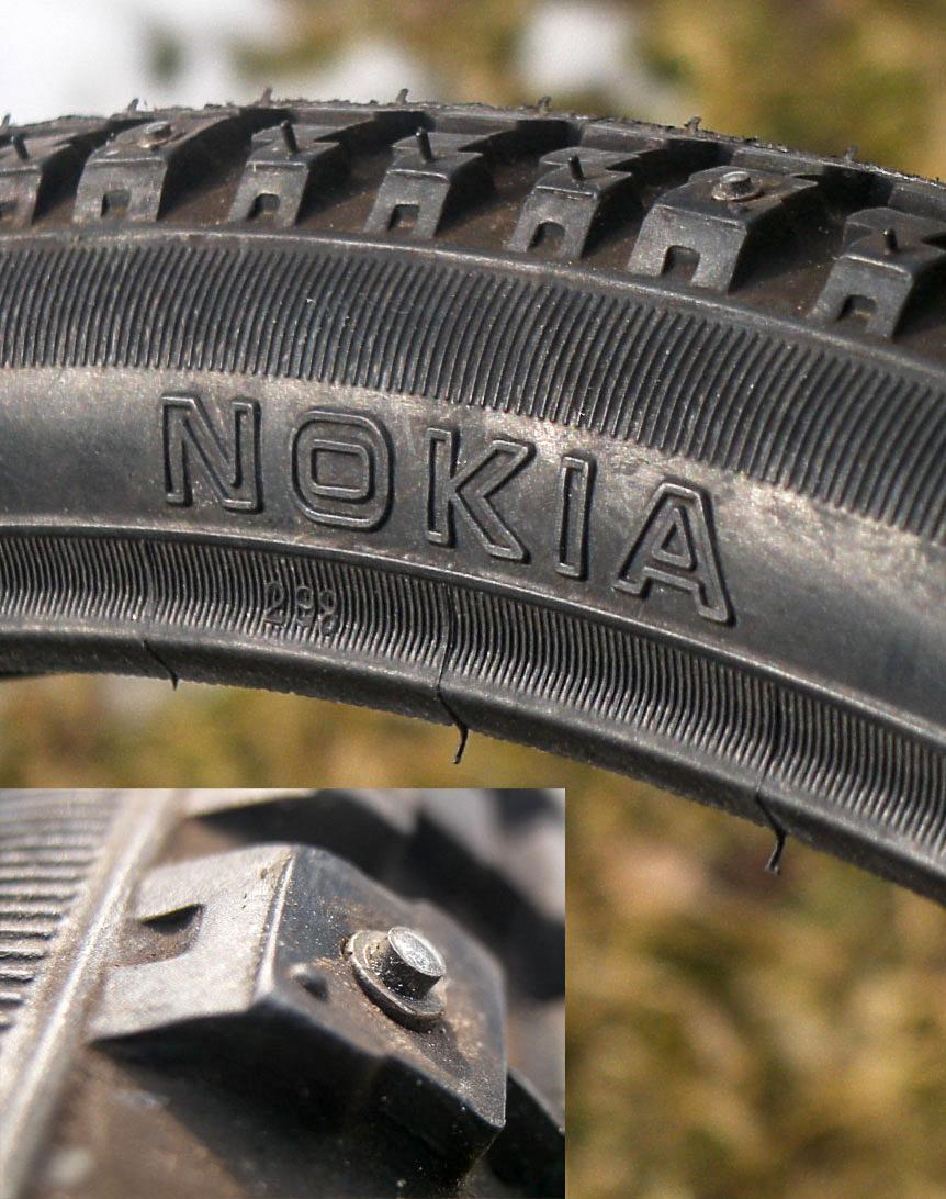 reife Reifen der großen Meise