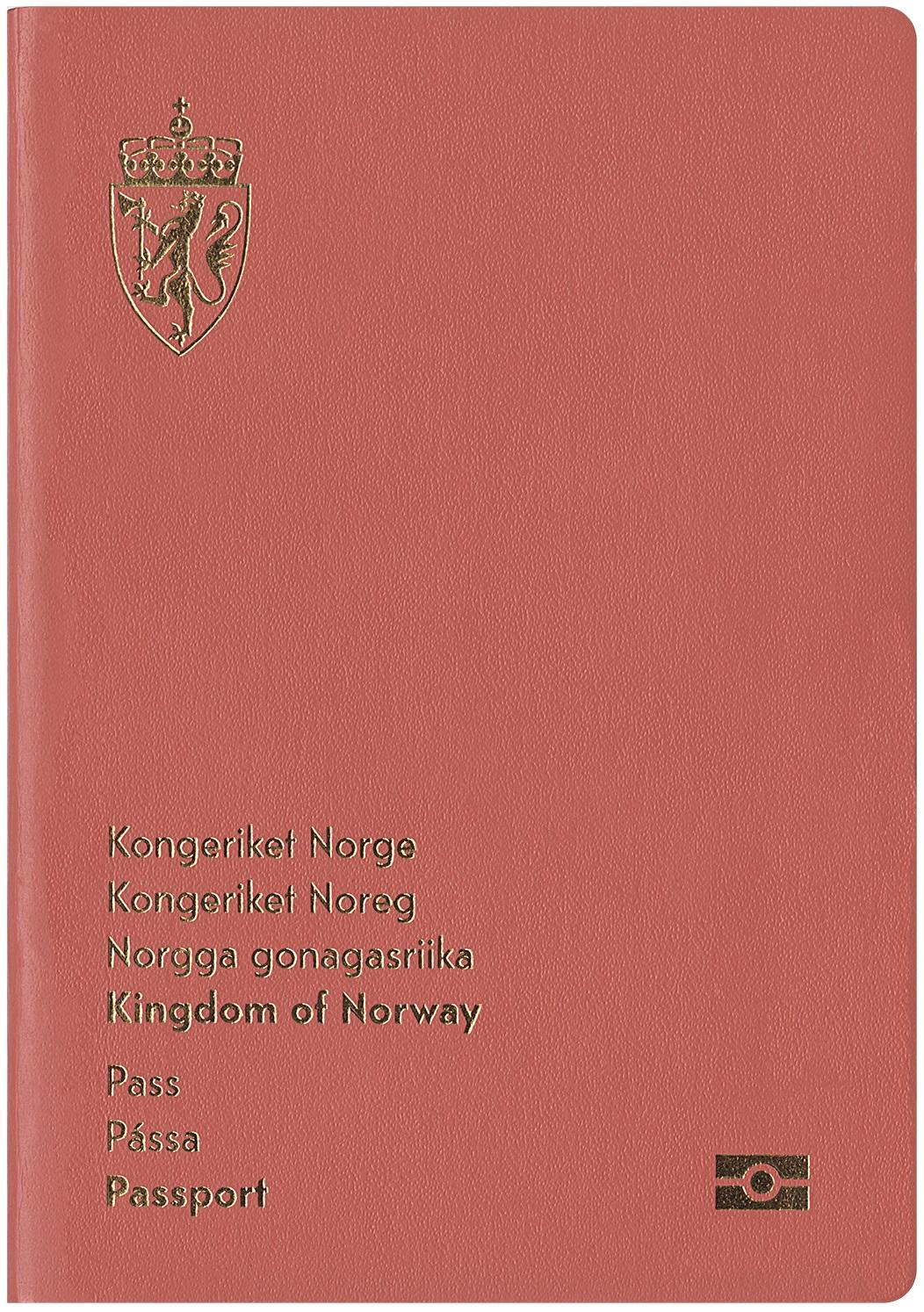 Norwegian Passport Wikipedia