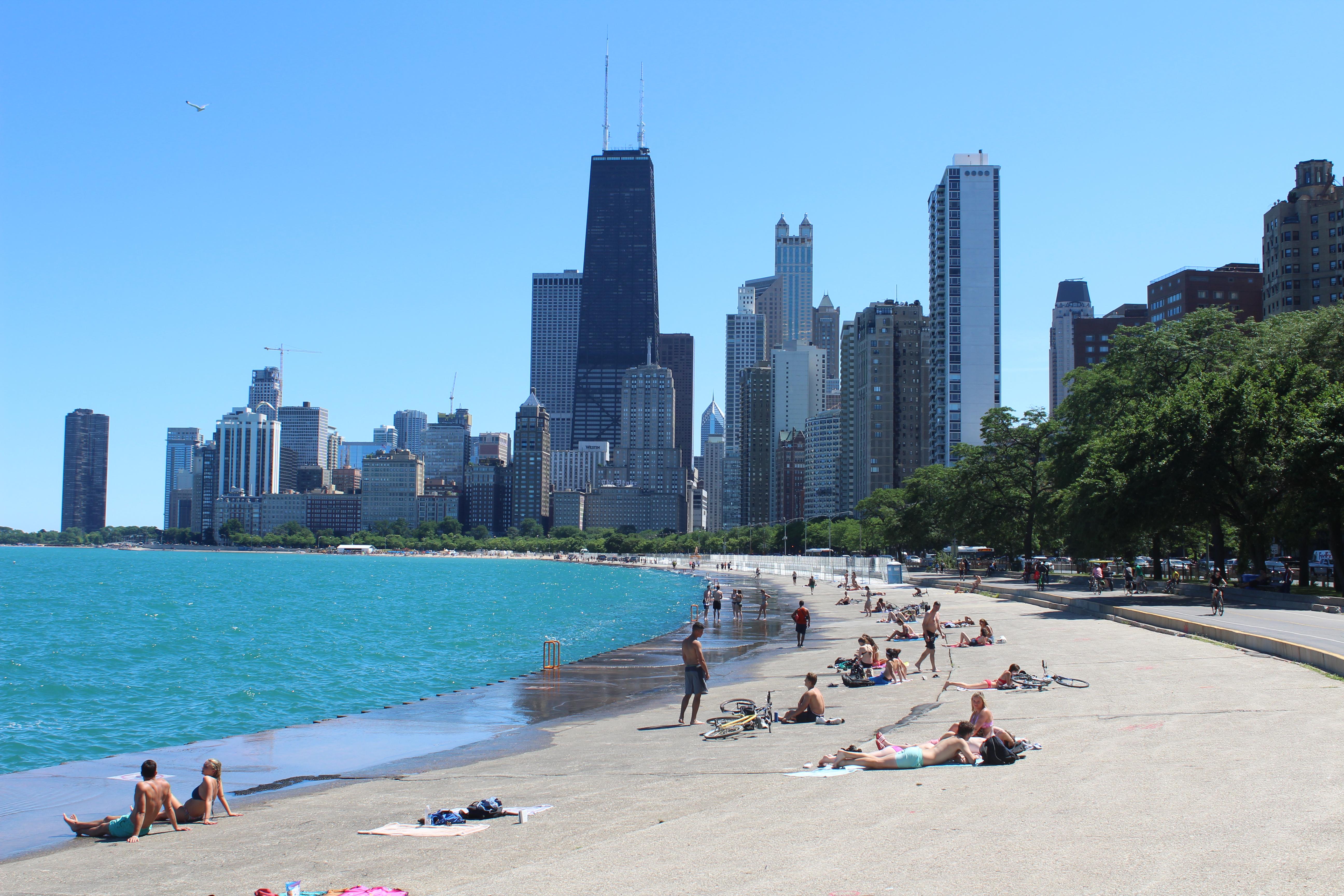 Chicago beaches Nude Photos 41