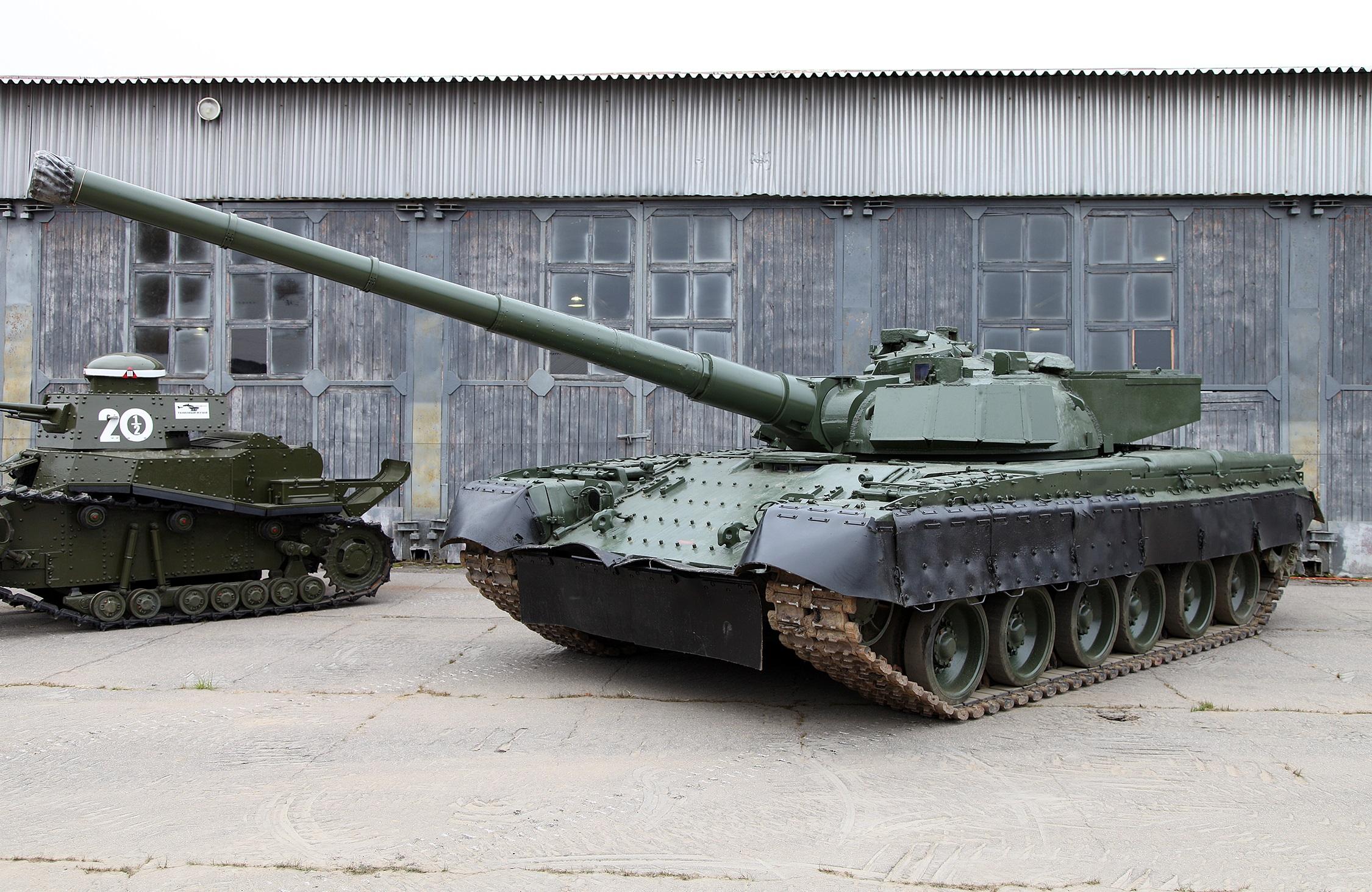 Future of tanks? : tanks Объект 477 Молот