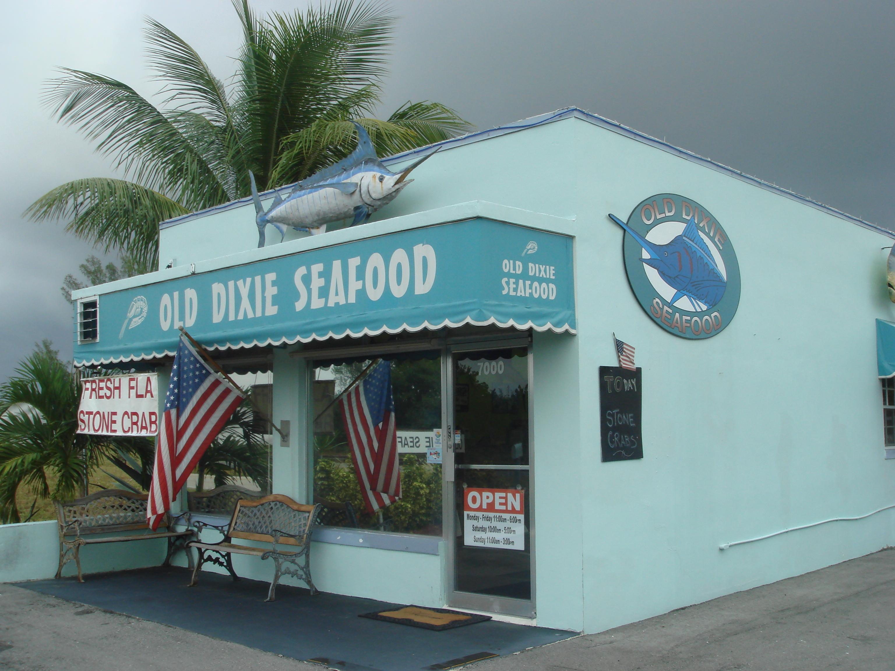File Old Dixie Seafood Exterior Boca Culture
