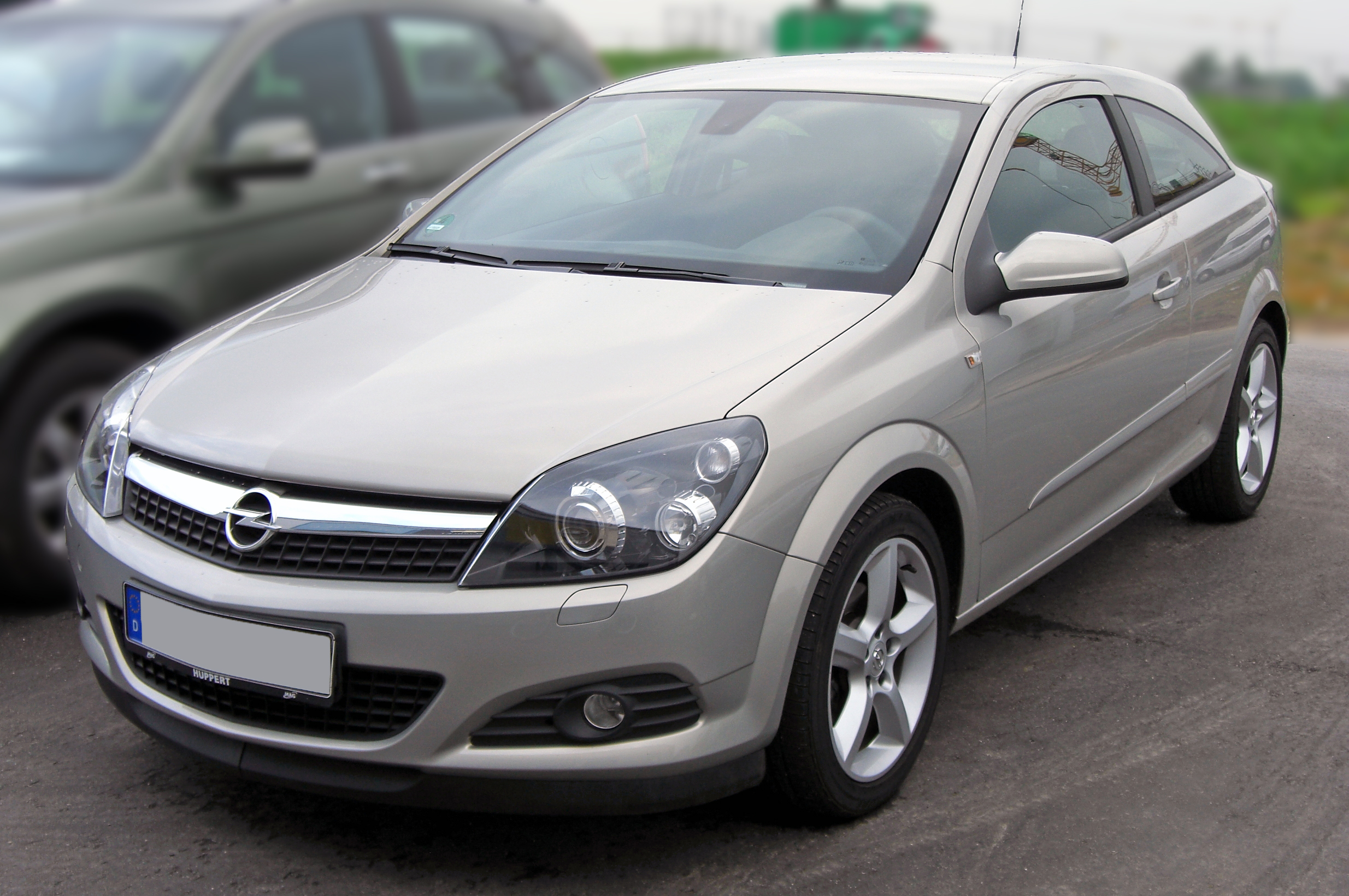 File:Opel Astra H GTC Facelift 20090507 front.jpg ...
