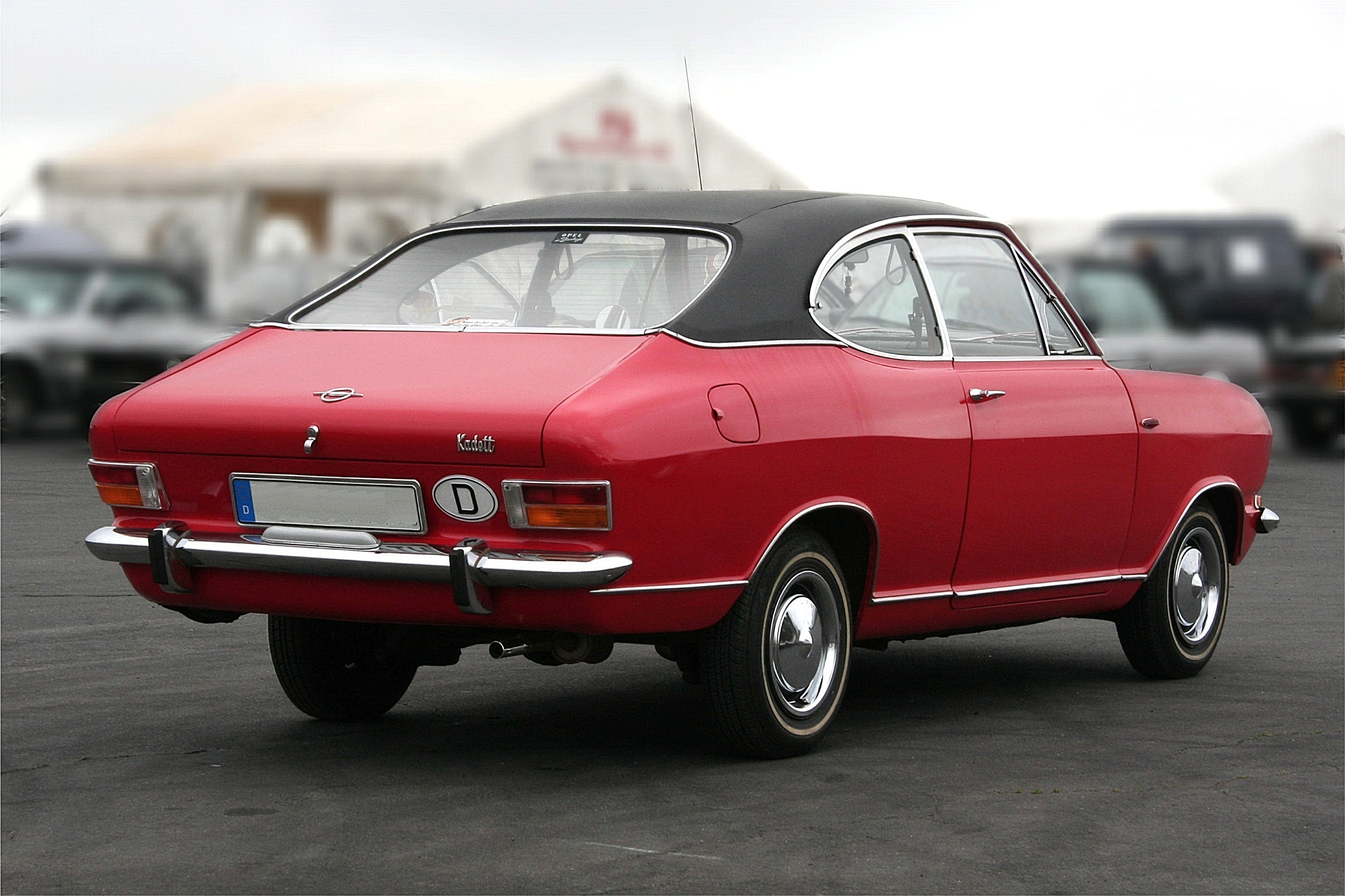 Pics Photos  Opel Kadett B Coupe
