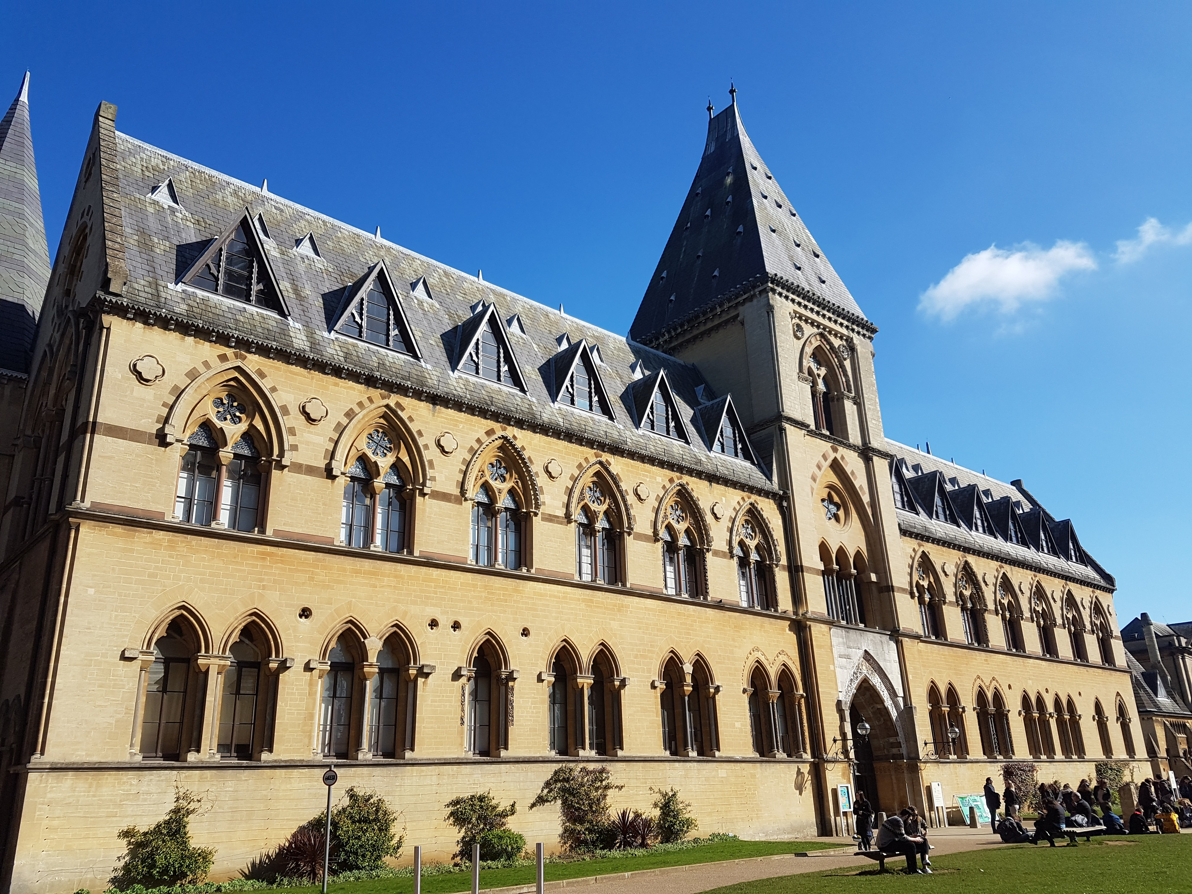 Oxford University Museum Natural History Oumnh