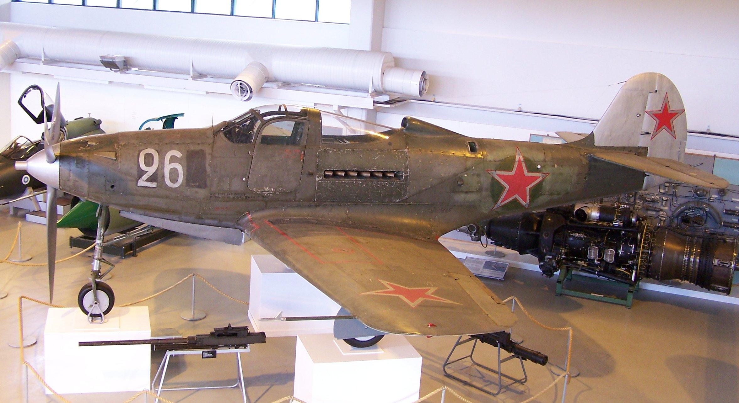 PT19 Rebuild Project P-39_Airacobra_2006-06-15