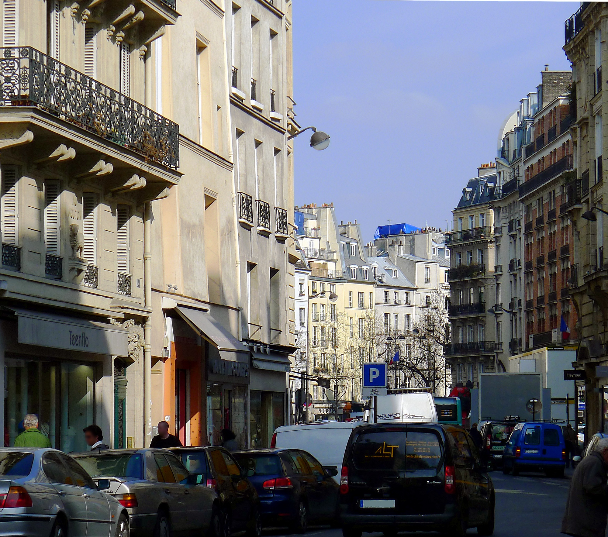 file p1090414 paris vi rue du four rwk jpg wikimedia commons. Black Bedroom Furniture Sets. Home Design Ideas