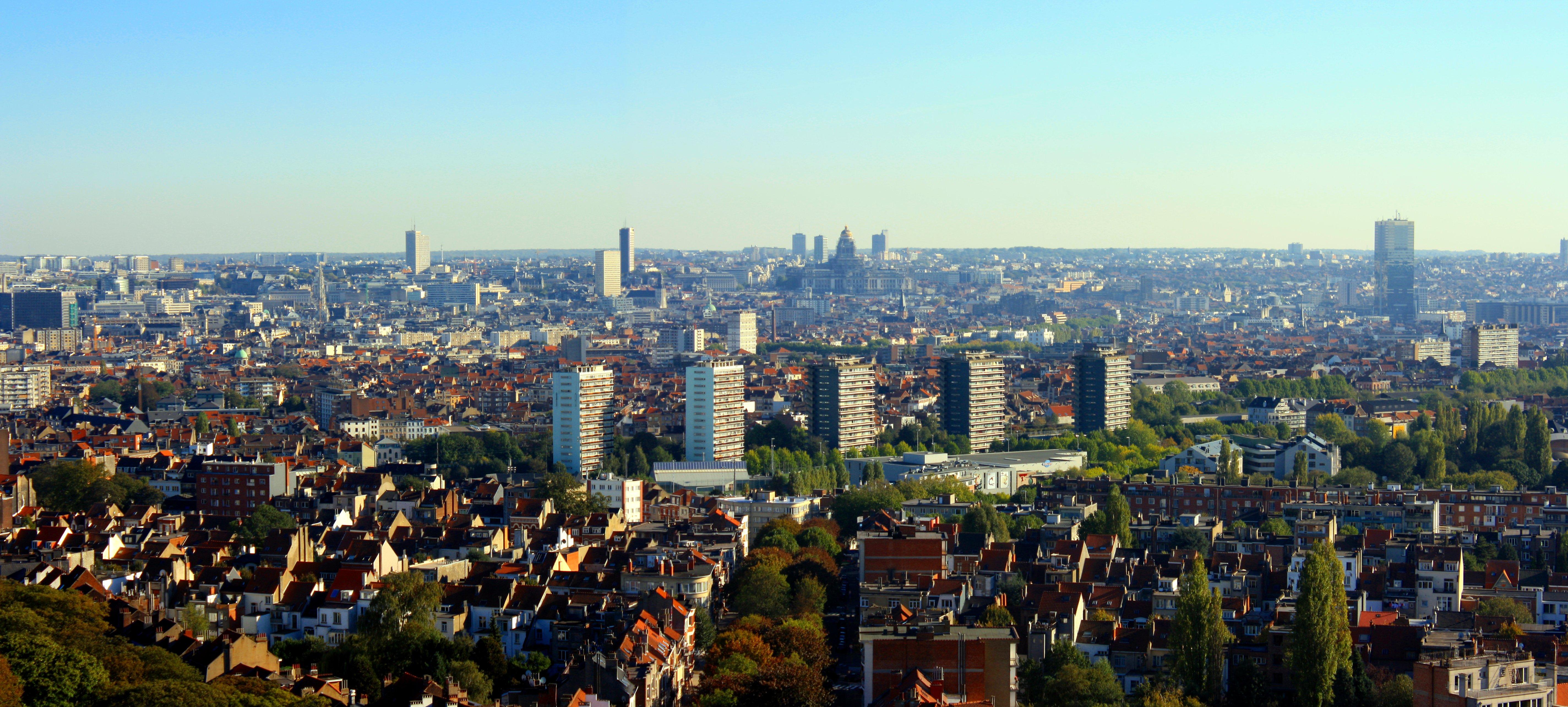 Eu Brussels Tour