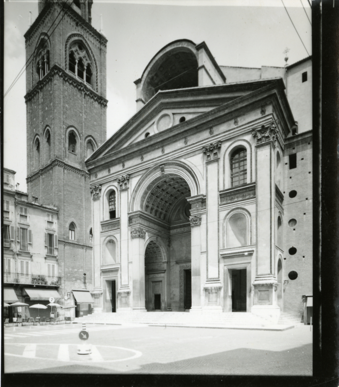 Basilica Of Sant Andrea Mantua