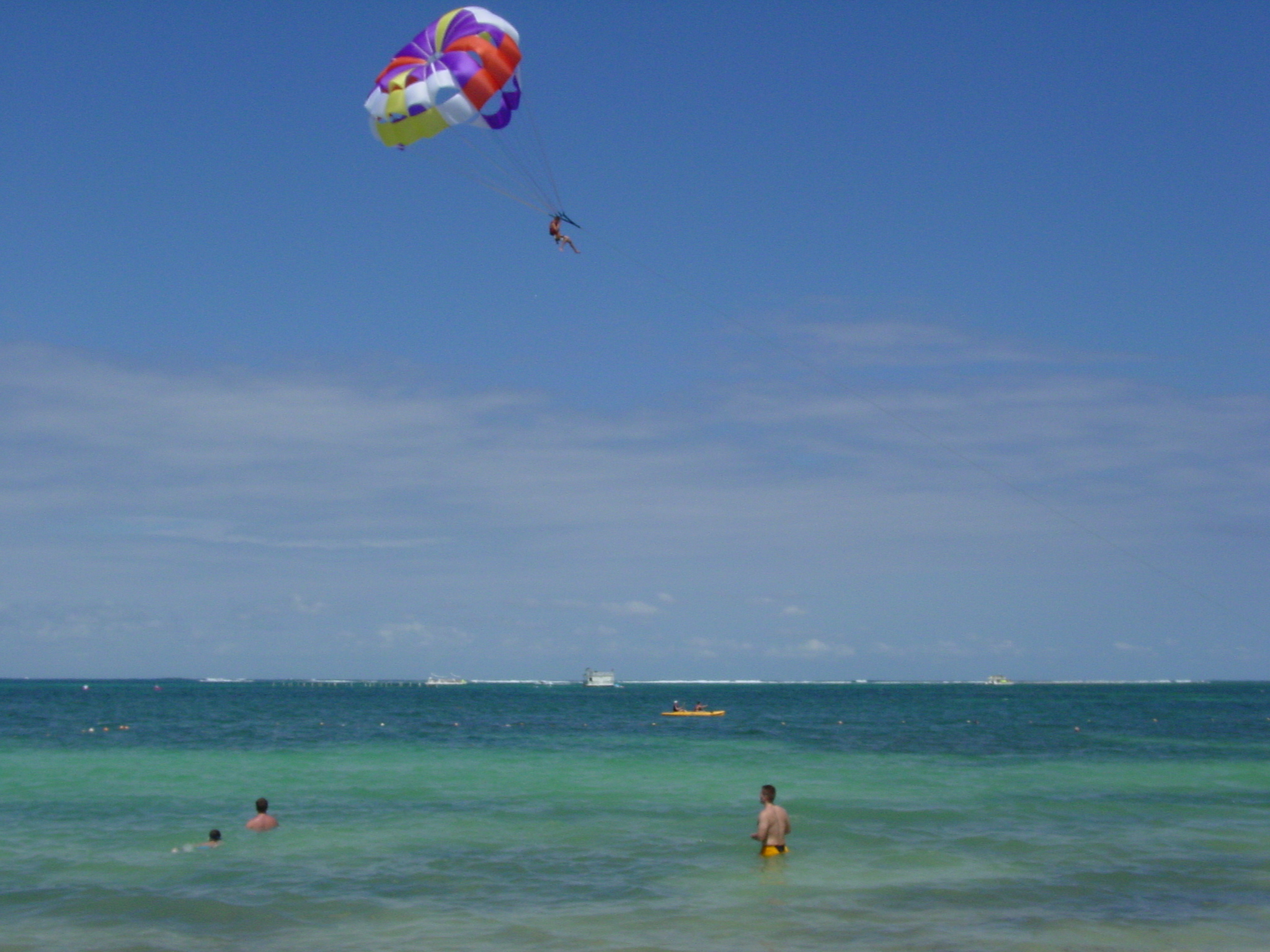 Parasail Pics Panama City Beach
