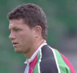 Henry Paul English rugby union player