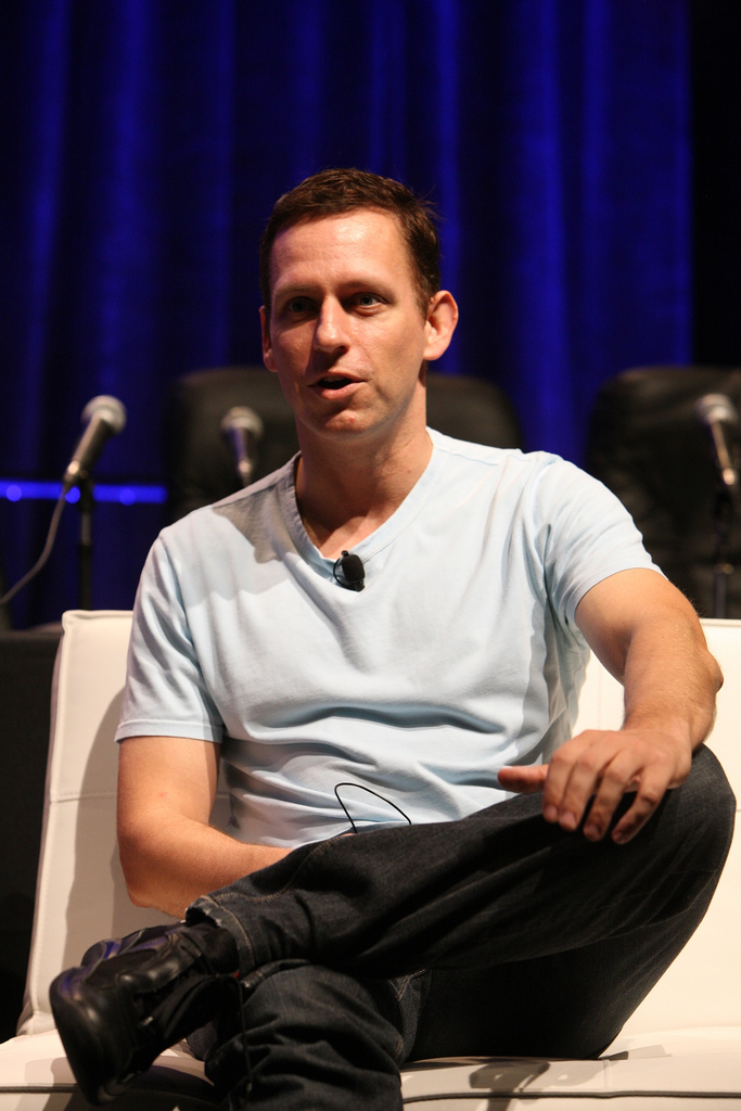 Peter Thiel Avatar