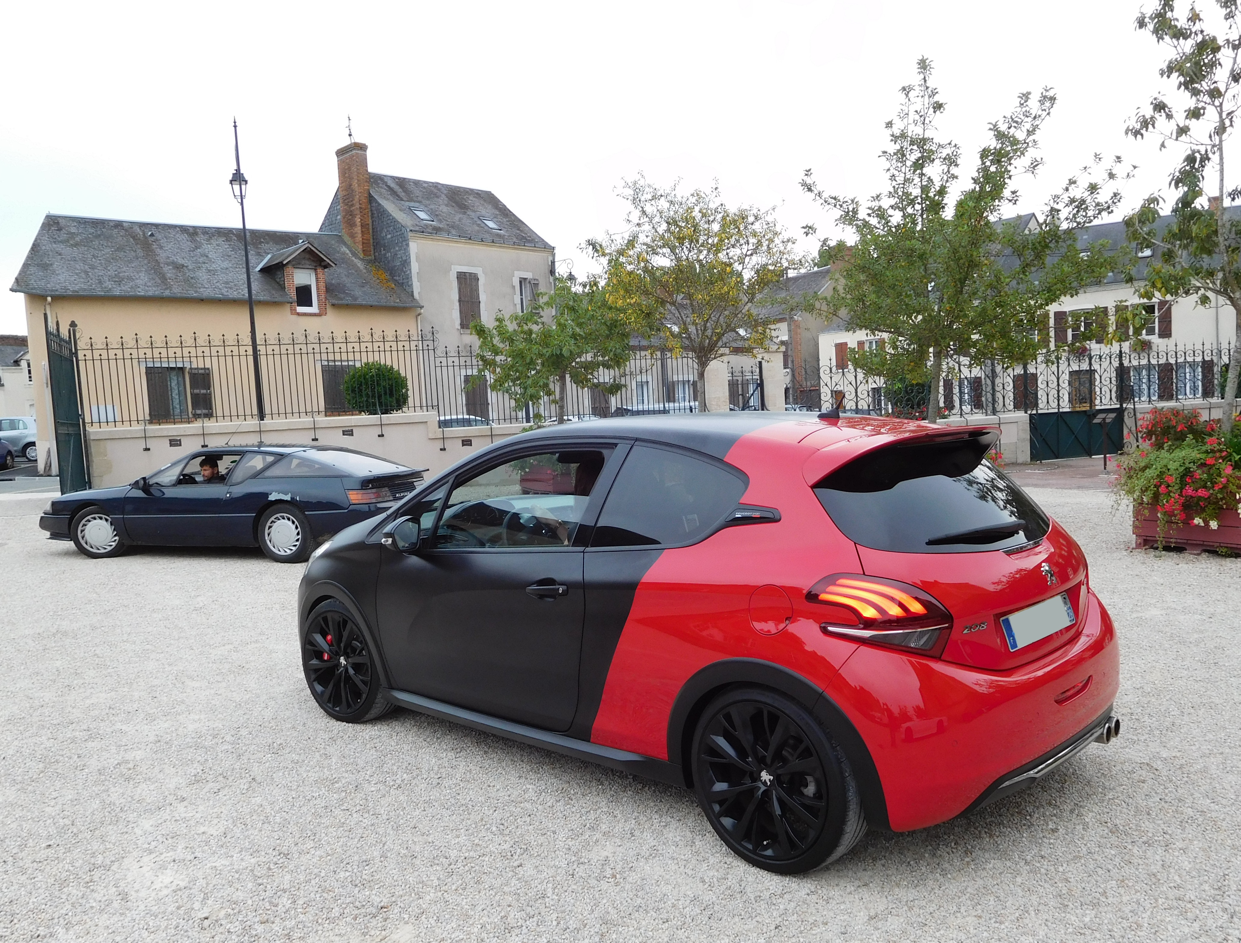 file peugeot 208 gti 30th by peugeot sport 2 jpg. Black Bedroom Furniture Sets. Home Design Ideas