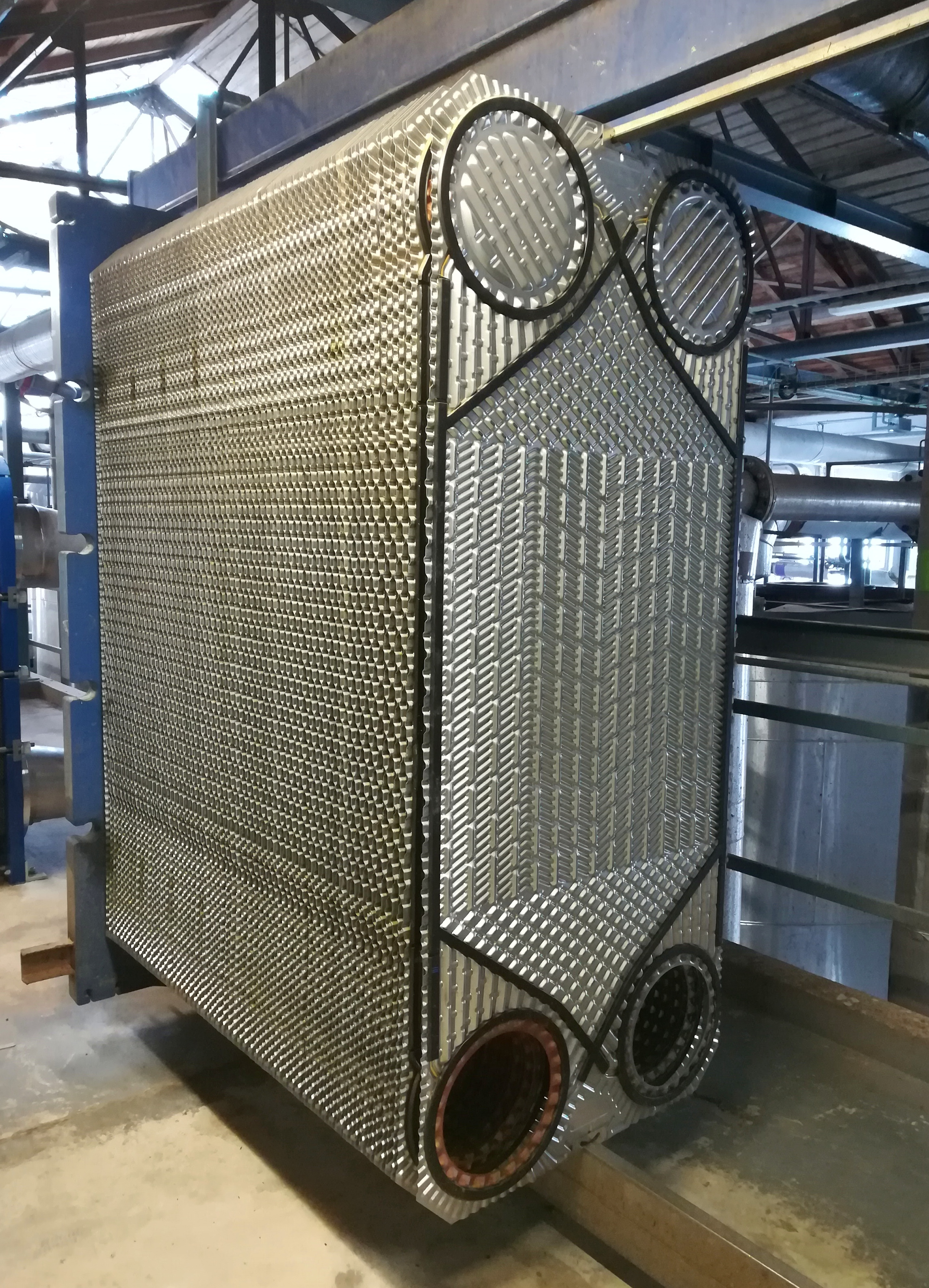 Plate Heat Exchanger Wikiwand