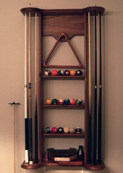 File Pool Room Wall Rack Jpg