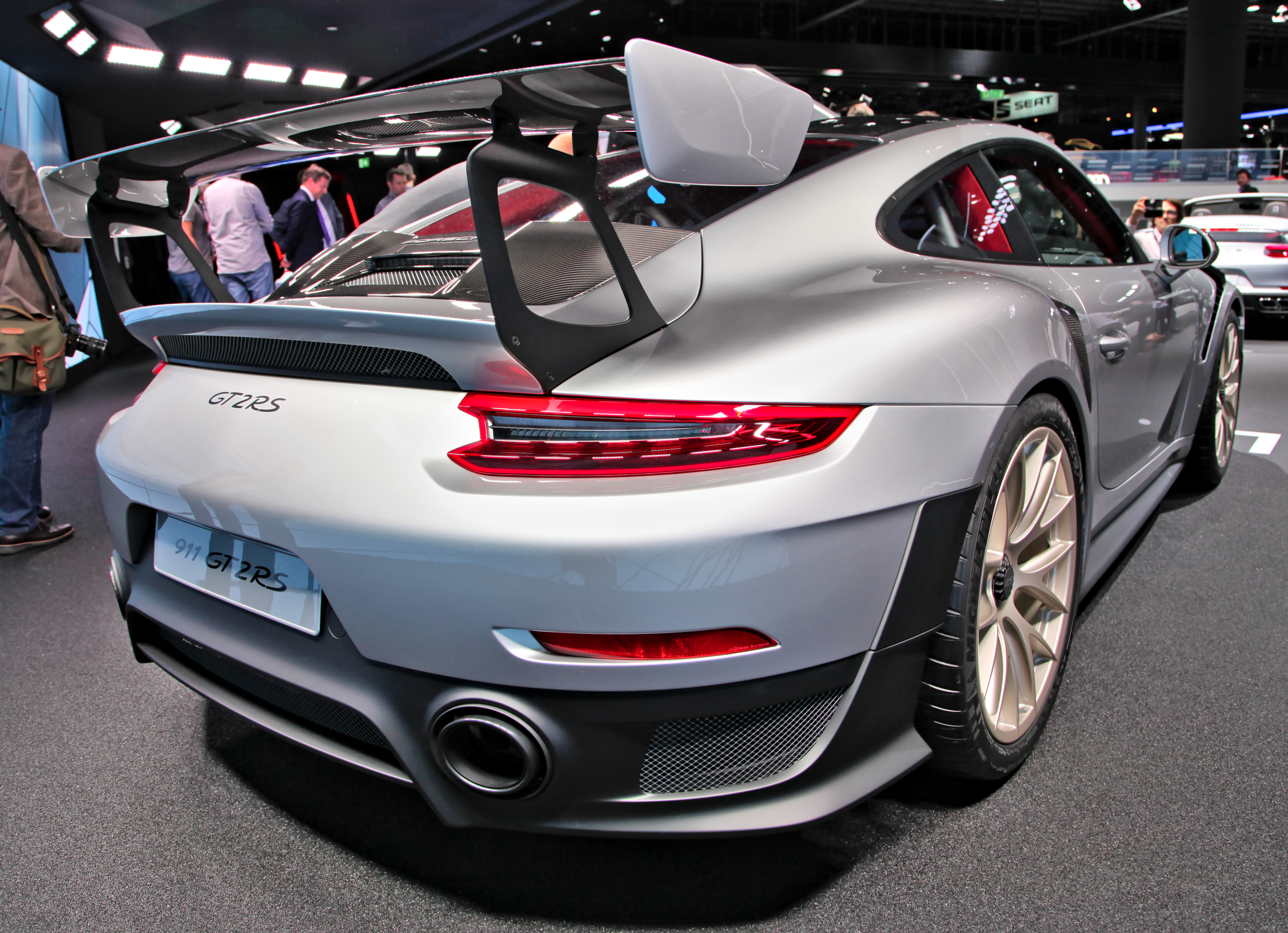 File Porsche 911 Gt2 Rs Back Img 0639 Jpg Wikimedia Commons
