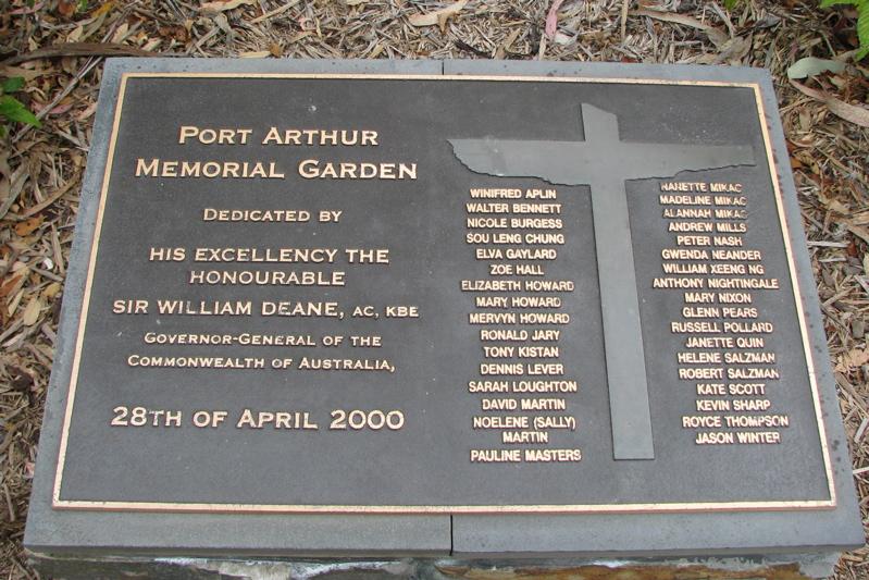 Port Arthur massacre (Australia) - Wikipedia